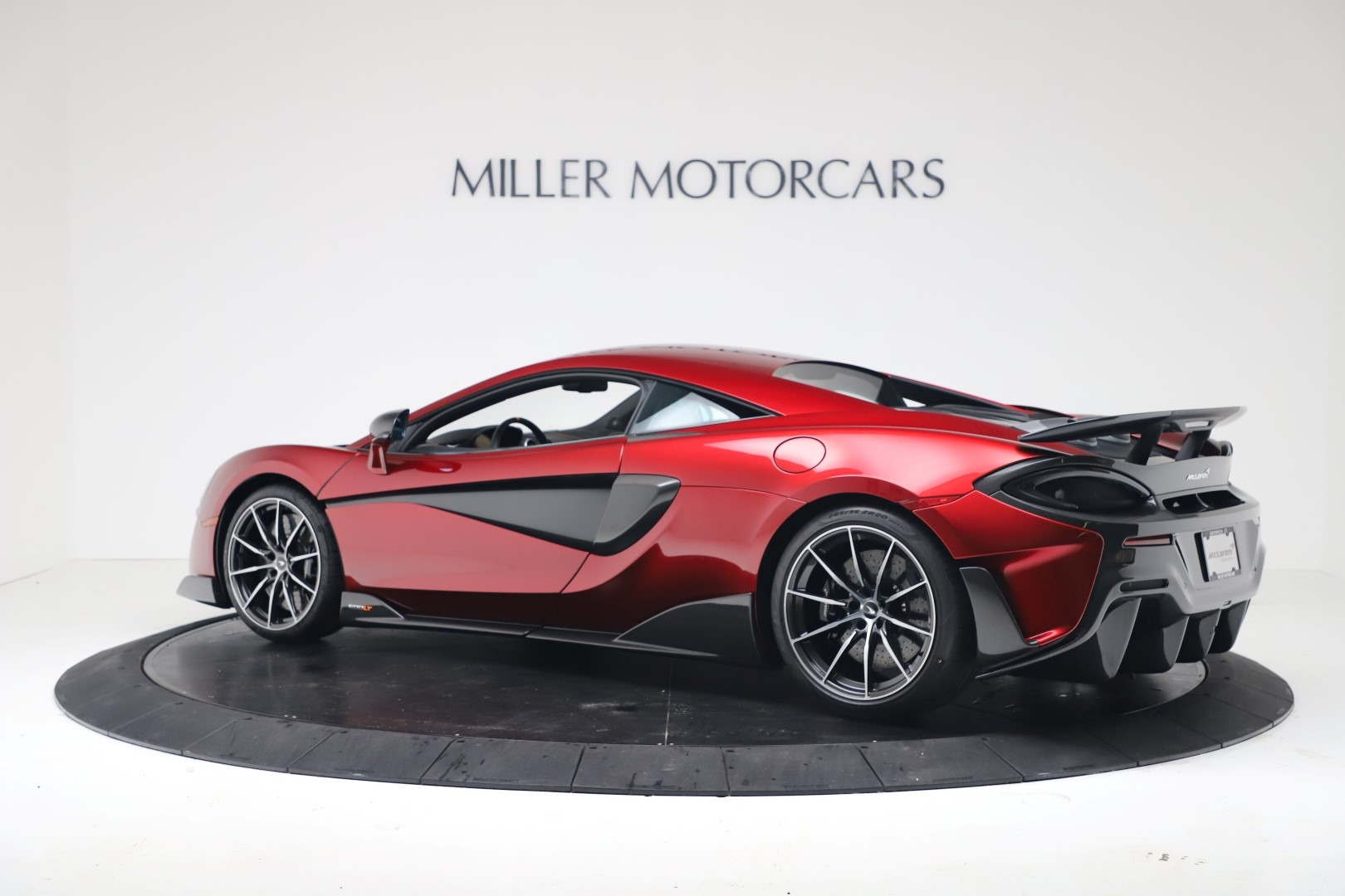 New 2019 McLaren 600LT Coupe For Sale In Westport, CT 3451_p3