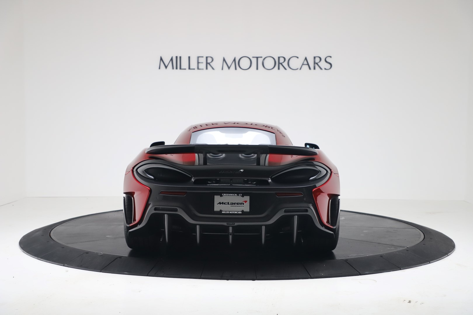New 2019 McLaren 600LT Coupe For Sale In Westport, CT 3451_p5