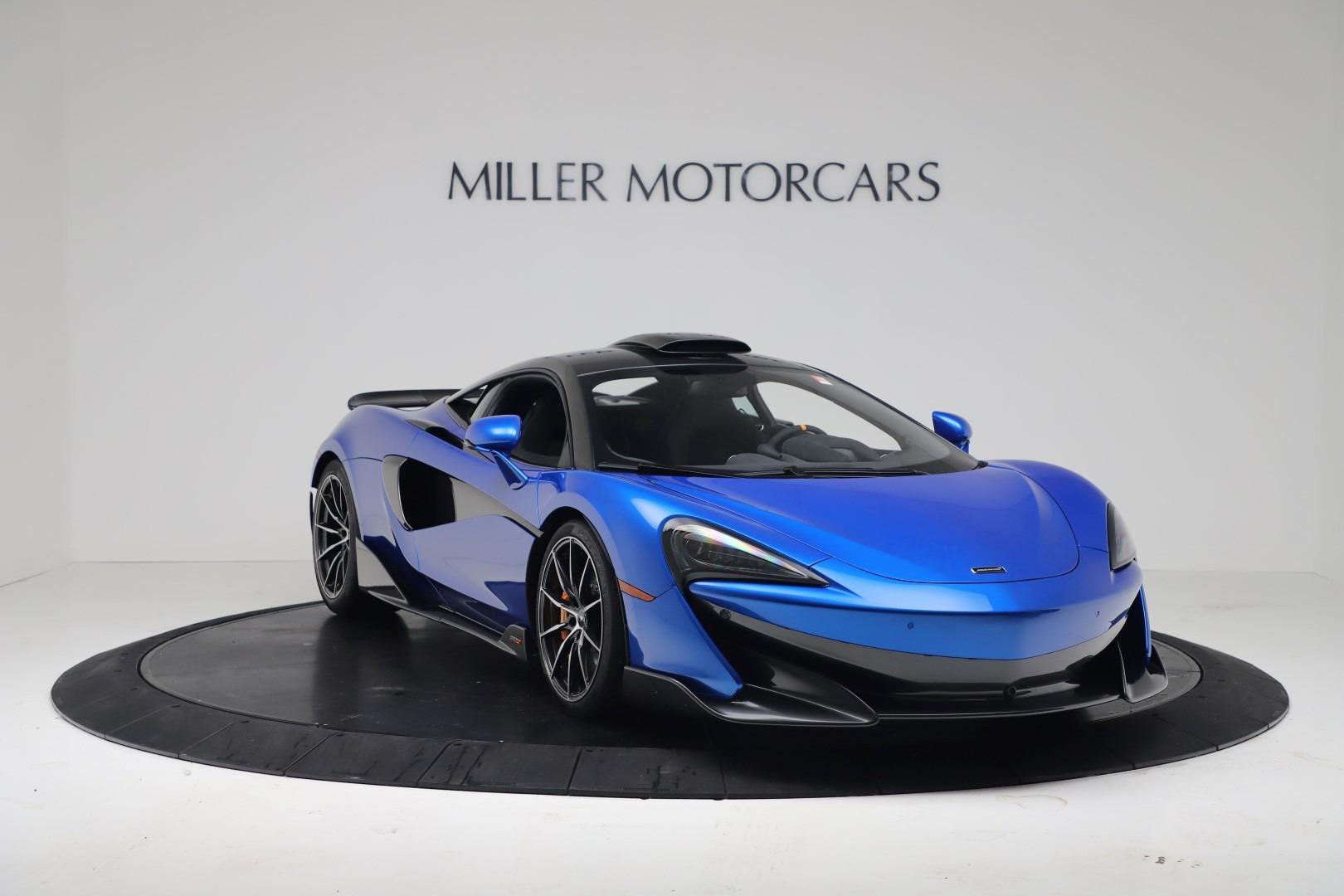 New 2019 McLaren 600LT Coupe For Sale In Westport, CT 3452_p10