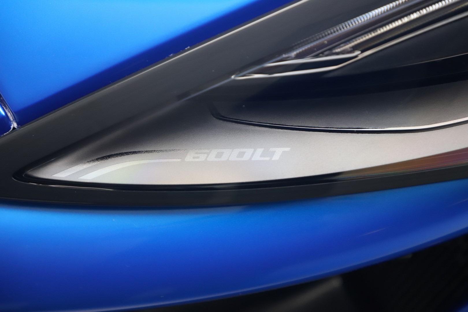 New 2019 McLaren 600LT Coupe For Sale In Westport, CT 3452_p14