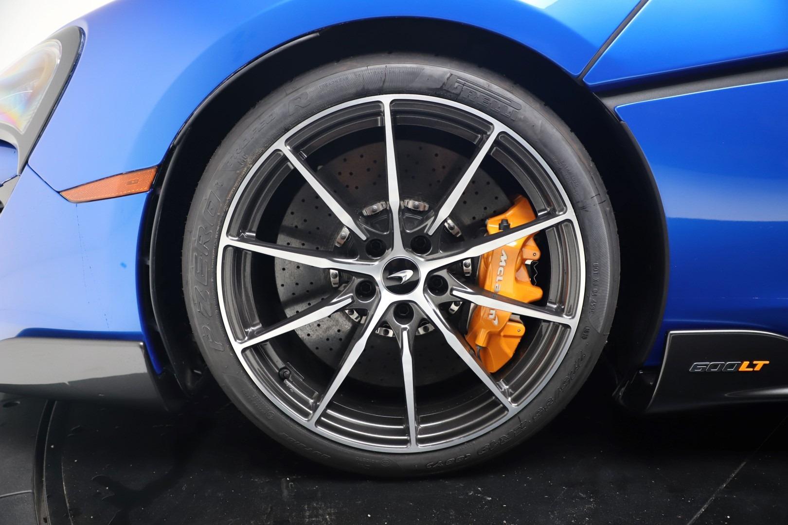 New 2019 McLaren 600LT Coupe For Sale In Westport, CT 3452_p15