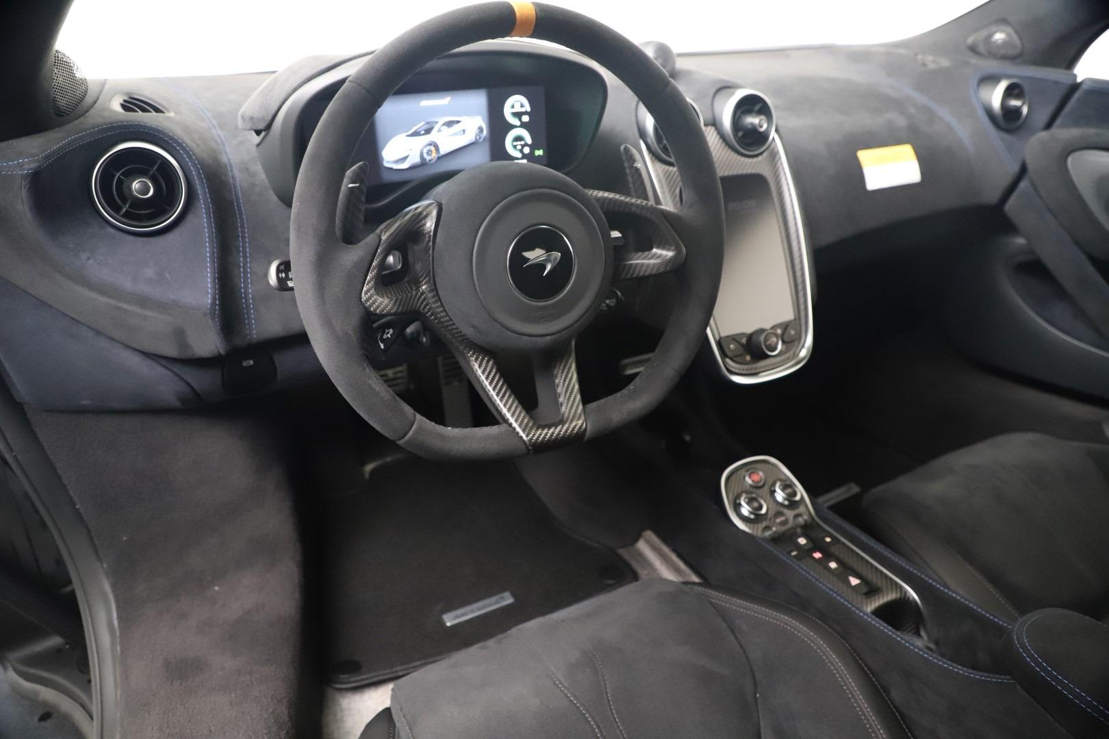 New 2019 McLaren 600LT Coupe For Sale In Westport, CT 3452_p16