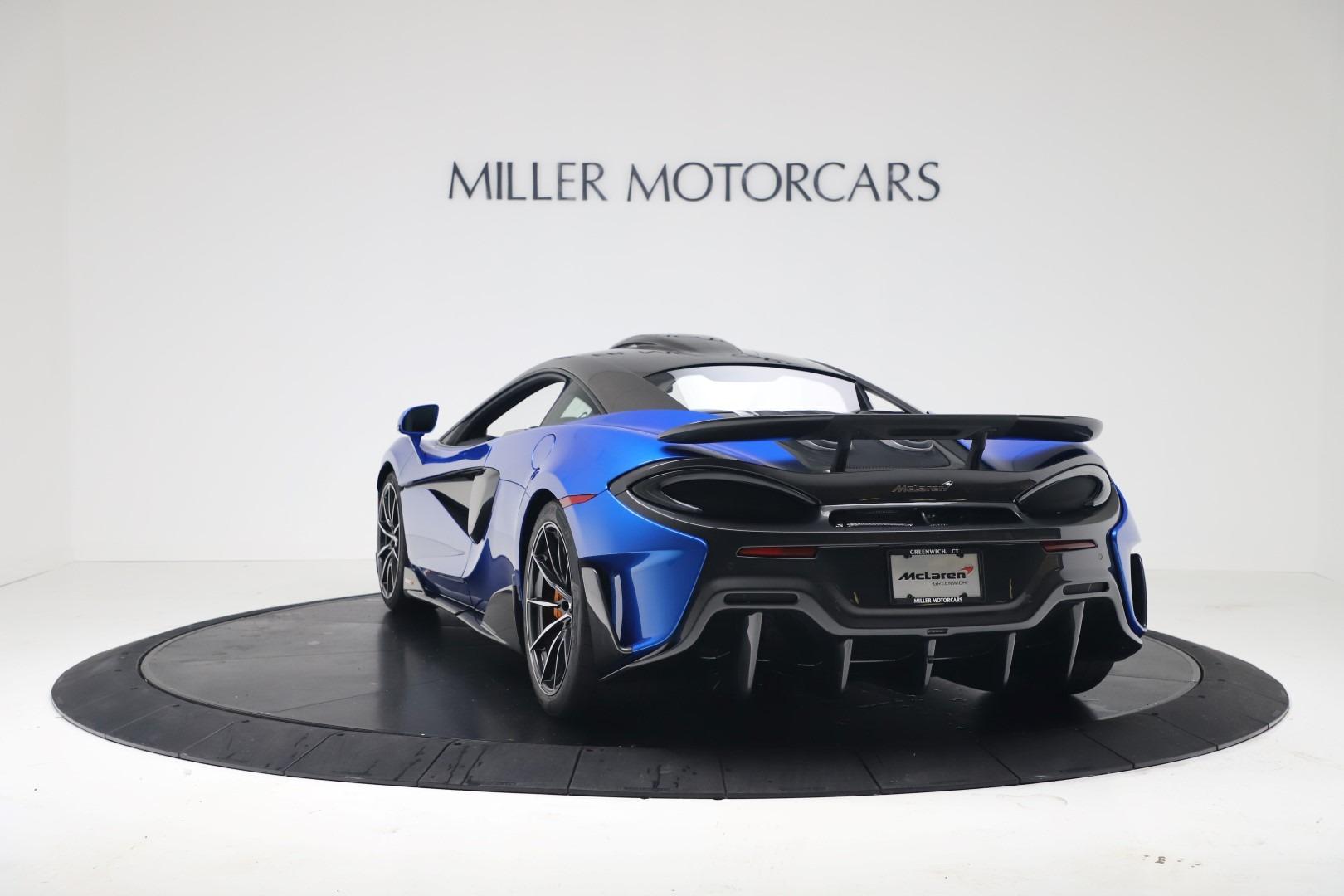 New 2019 McLaren 600LT Coupe For Sale In Westport, CT 3452_p4
