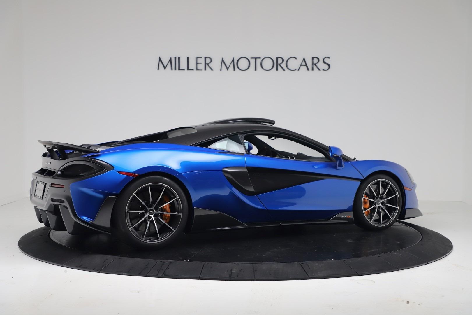 New 2019 McLaren 600LT Coupe For Sale In Westport, CT 3452_p7