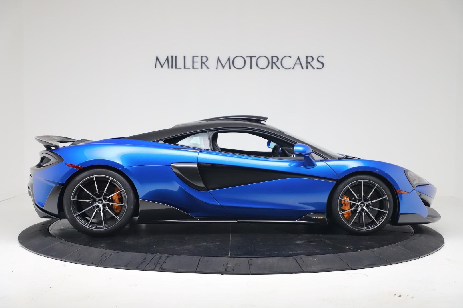 New 2019 McLaren 600LT Coupe For Sale In Westport, CT 3452_p8