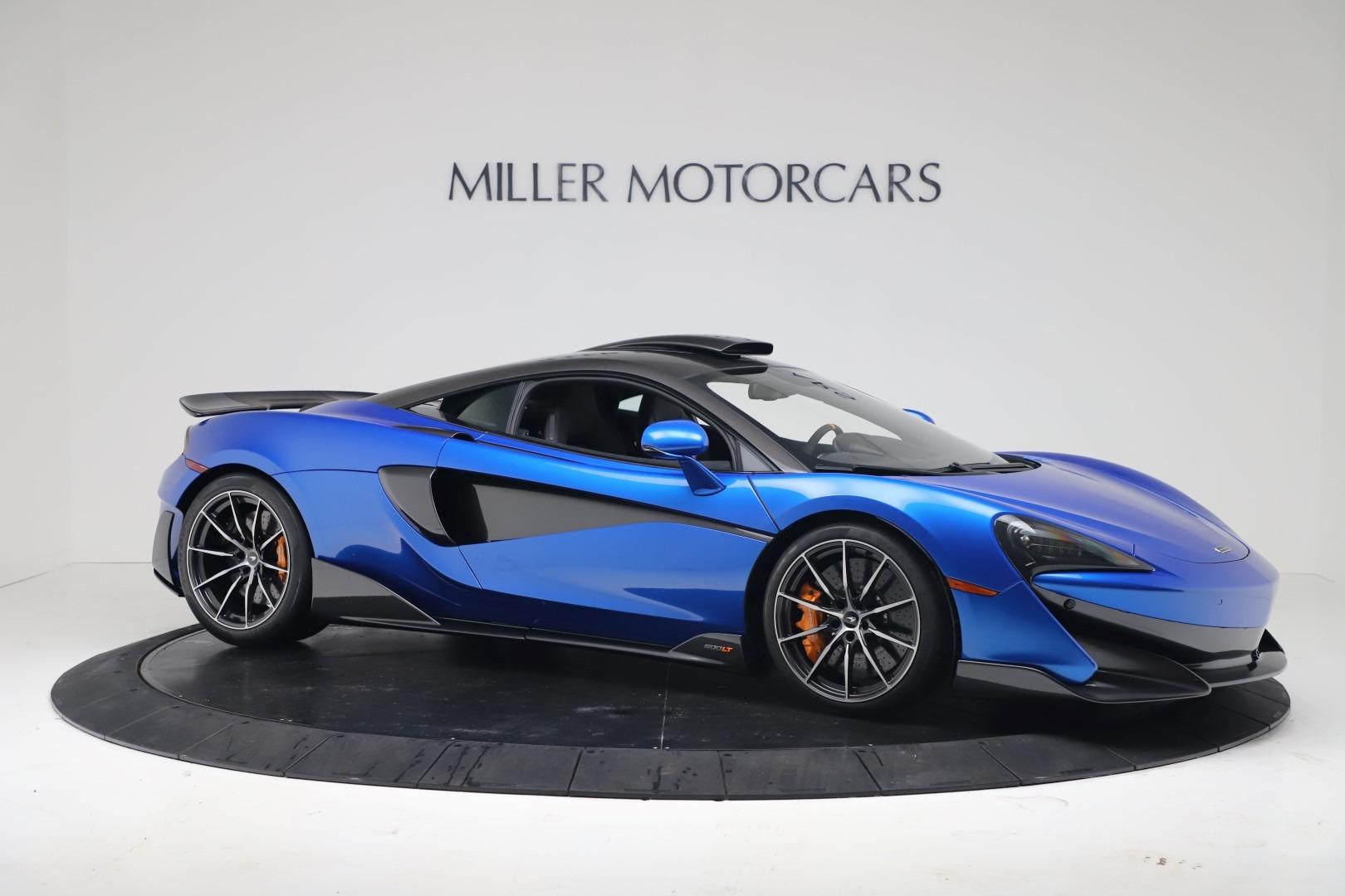 New 2019 McLaren 600LT Coupe For Sale In Westport, CT 3452_p9