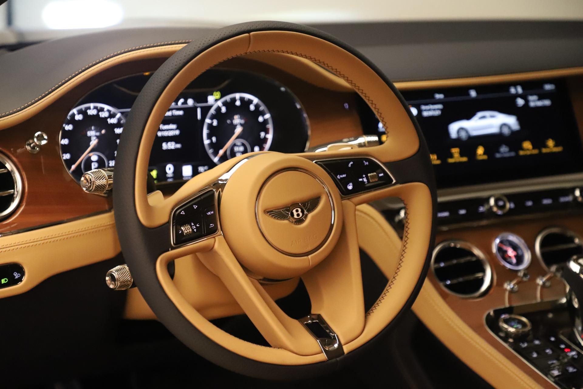 New 2020 Bentley Continental GT V8 For Sale In Westport, CT 3456_p21