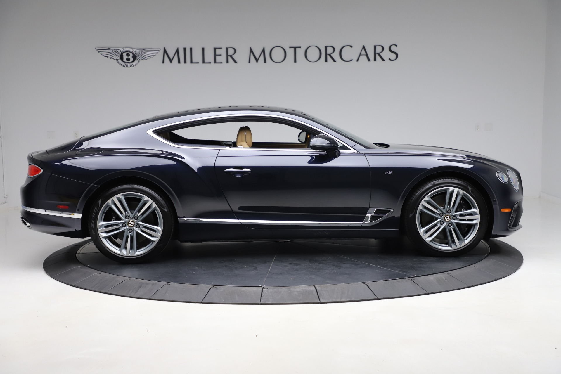 New 2020 Bentley Continental GT V8 For Sale In Westport, CT 3456_p9