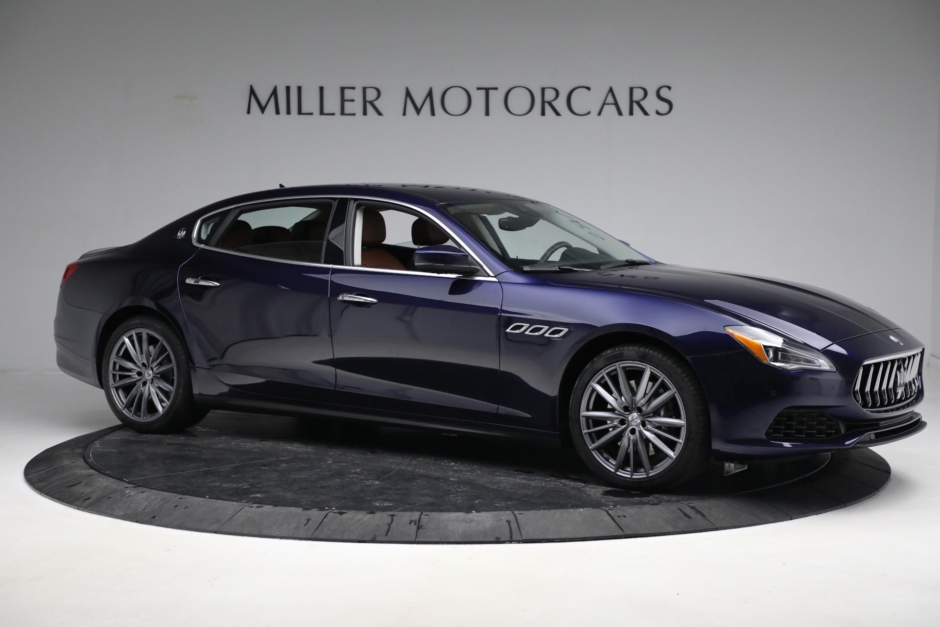 New 2019 Maserati Quattroporte S Q4 For Sale In Westport, CT 3458_p11