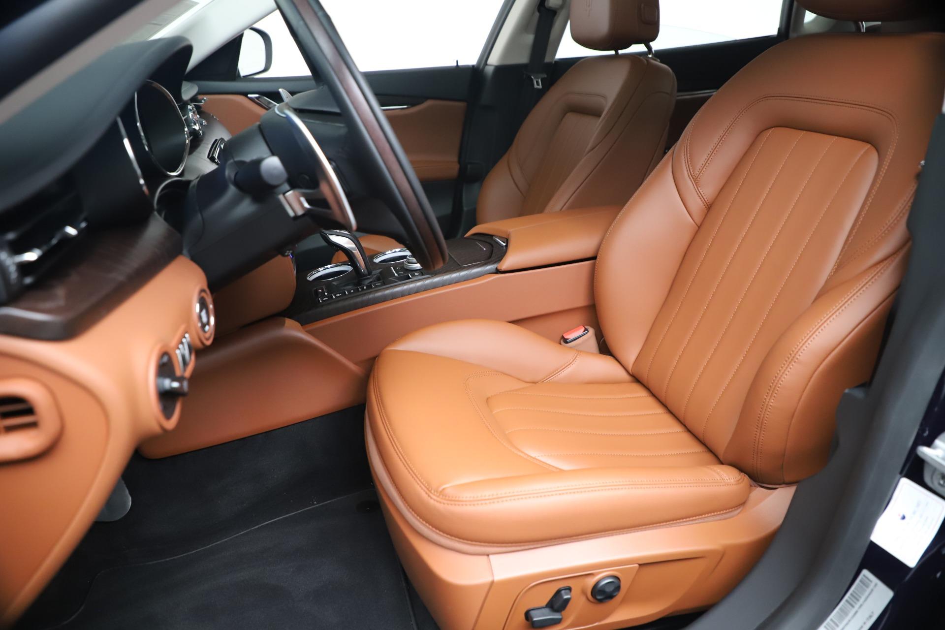 New 2019 Maserati Quattroporte S Q4 For Sale In Westport, CT 3458_p16