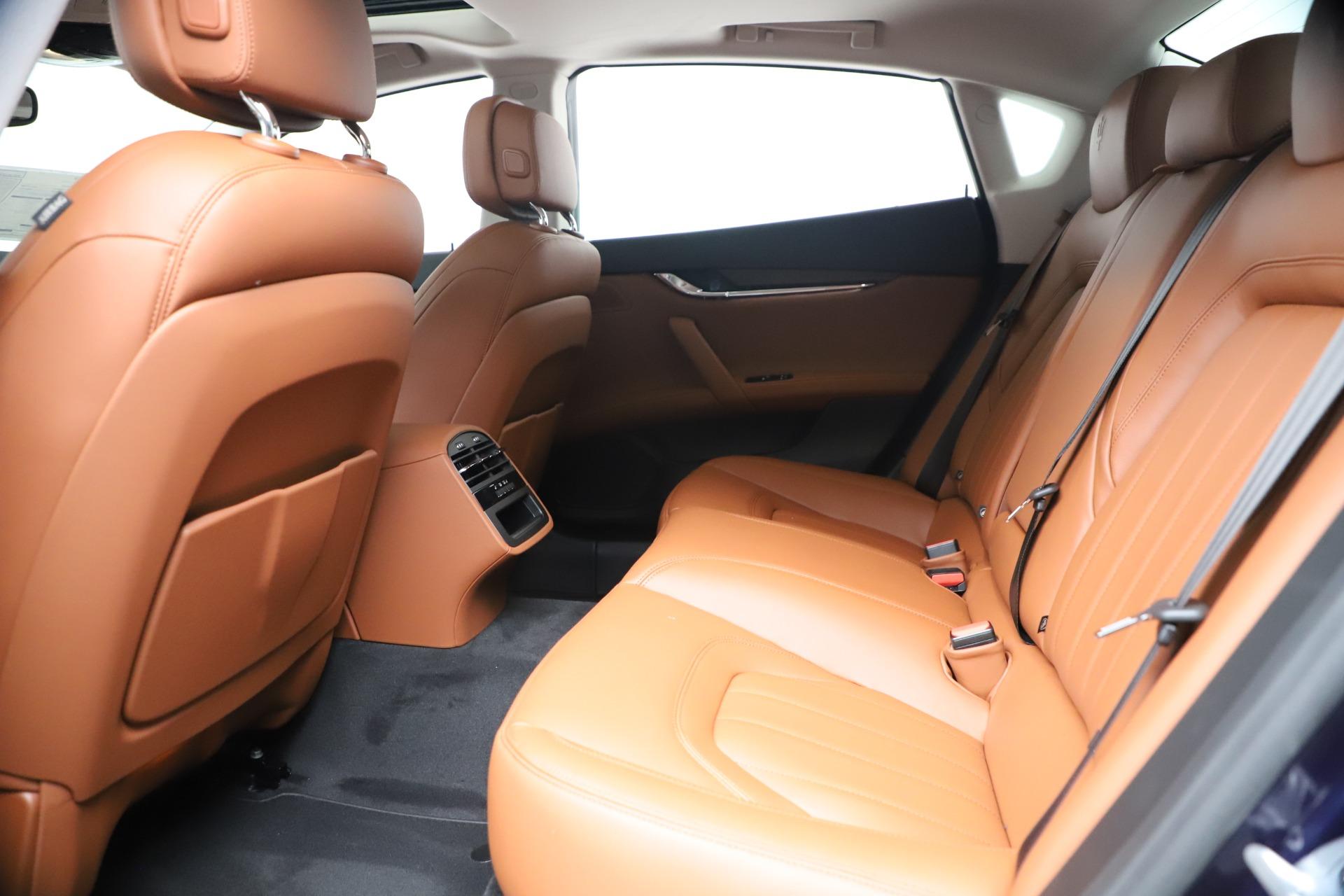 New 2019 Maserati Quattroporte S Q4 For Sale In Westport, CT 3458_p22