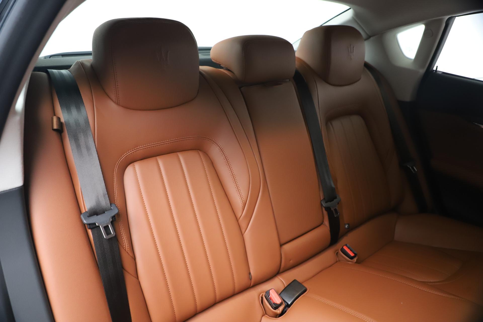New 2019 Maserati Quattroporte S Q4 For Sale In Westport, CT 3458_p27