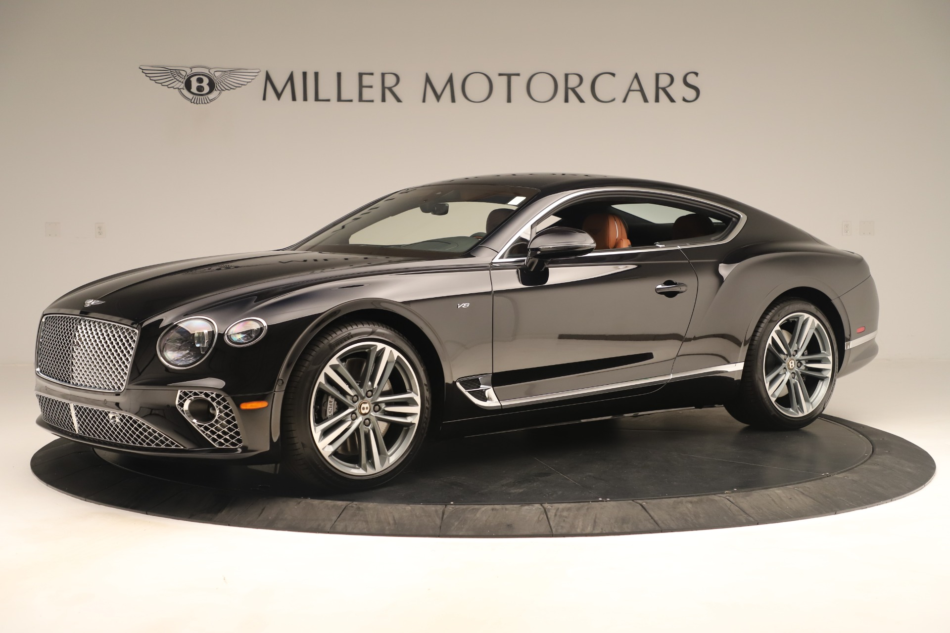 Used 2020 Bentley Continental GT V8 For Sale In Westport, CT 3460_p2