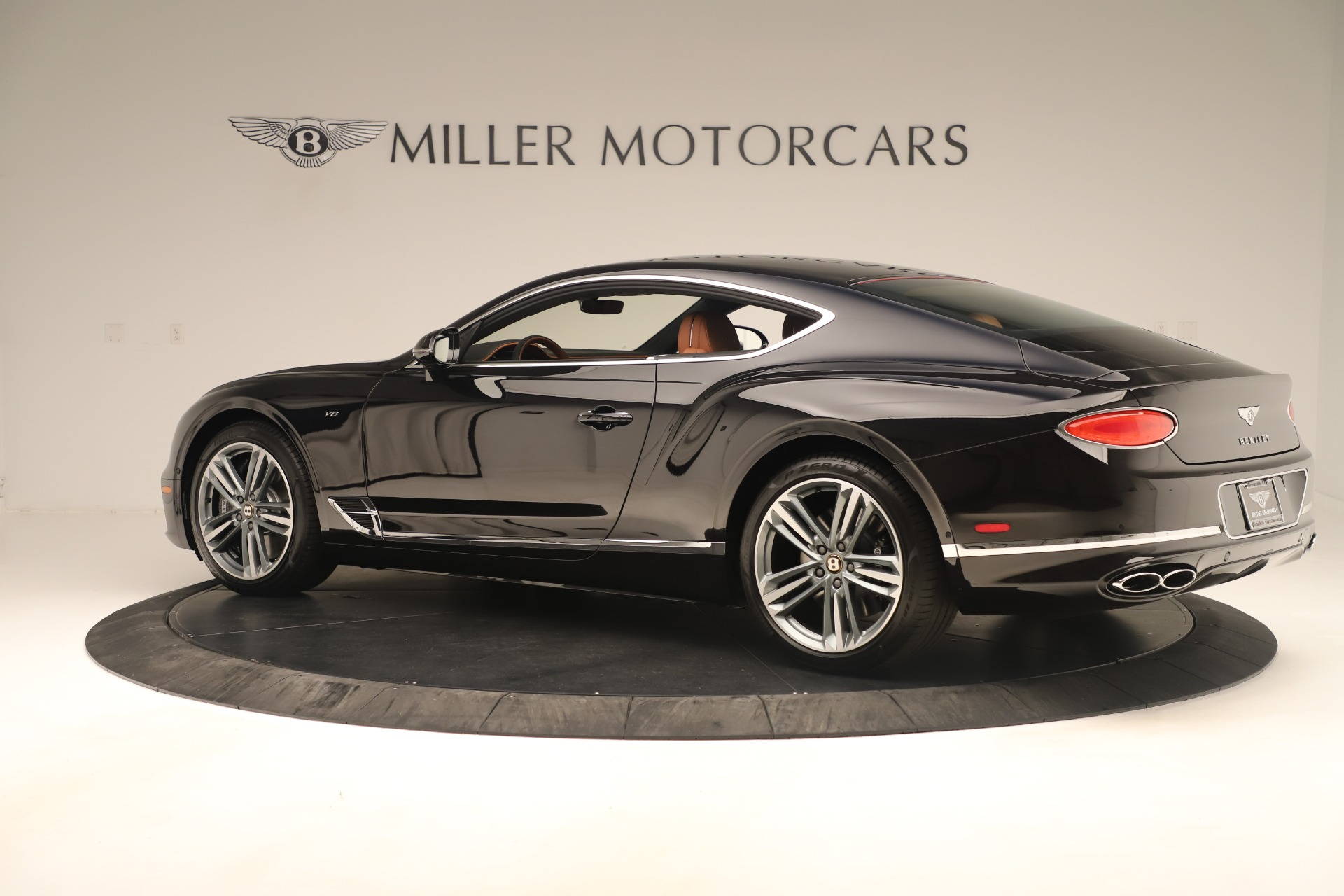 New 2020 Bentley Continental GT V8 For Sale In Westport, CT 3460_p4
