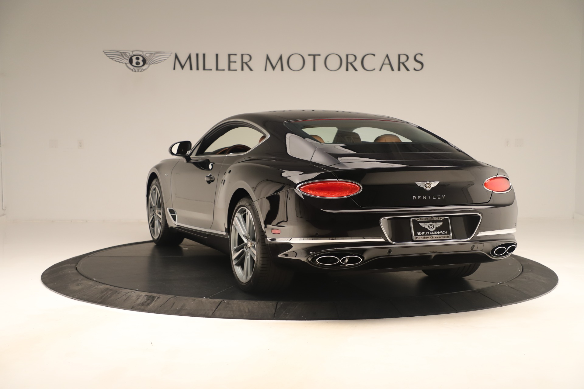Used 2020 Bentley Continental GT V8 For Sale In Westport, CT 3460_p5