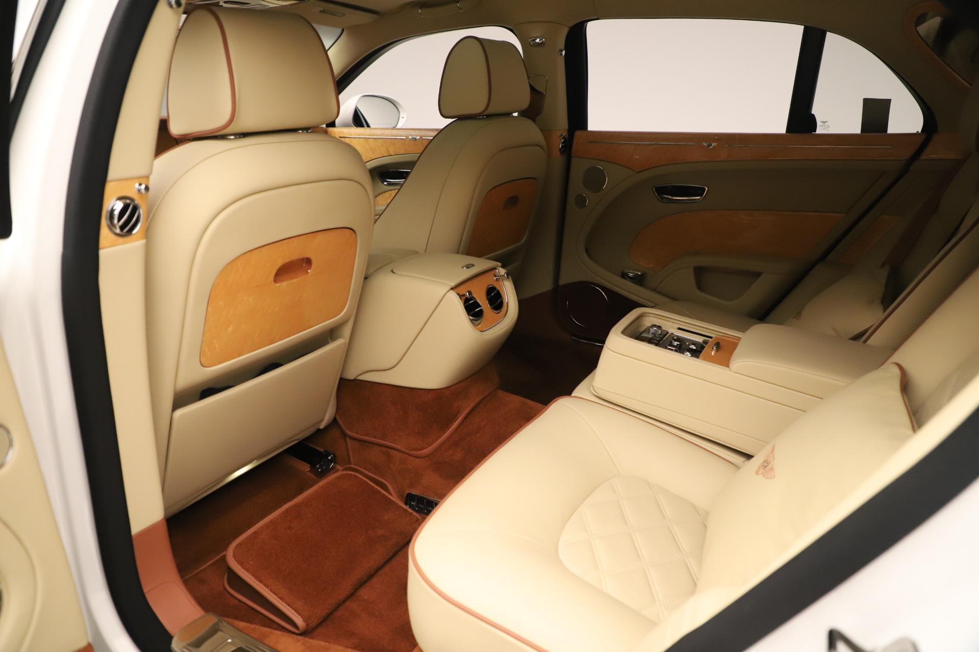 Used 2016 Bentley Mulsanne  For Sale In Westport, CT 3461_p23