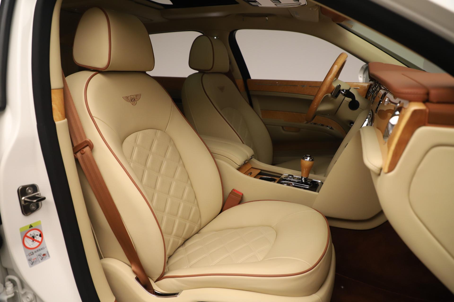 Used 2016 Bentley Mulsanne  For Sale In Westport, CT 3461_p27