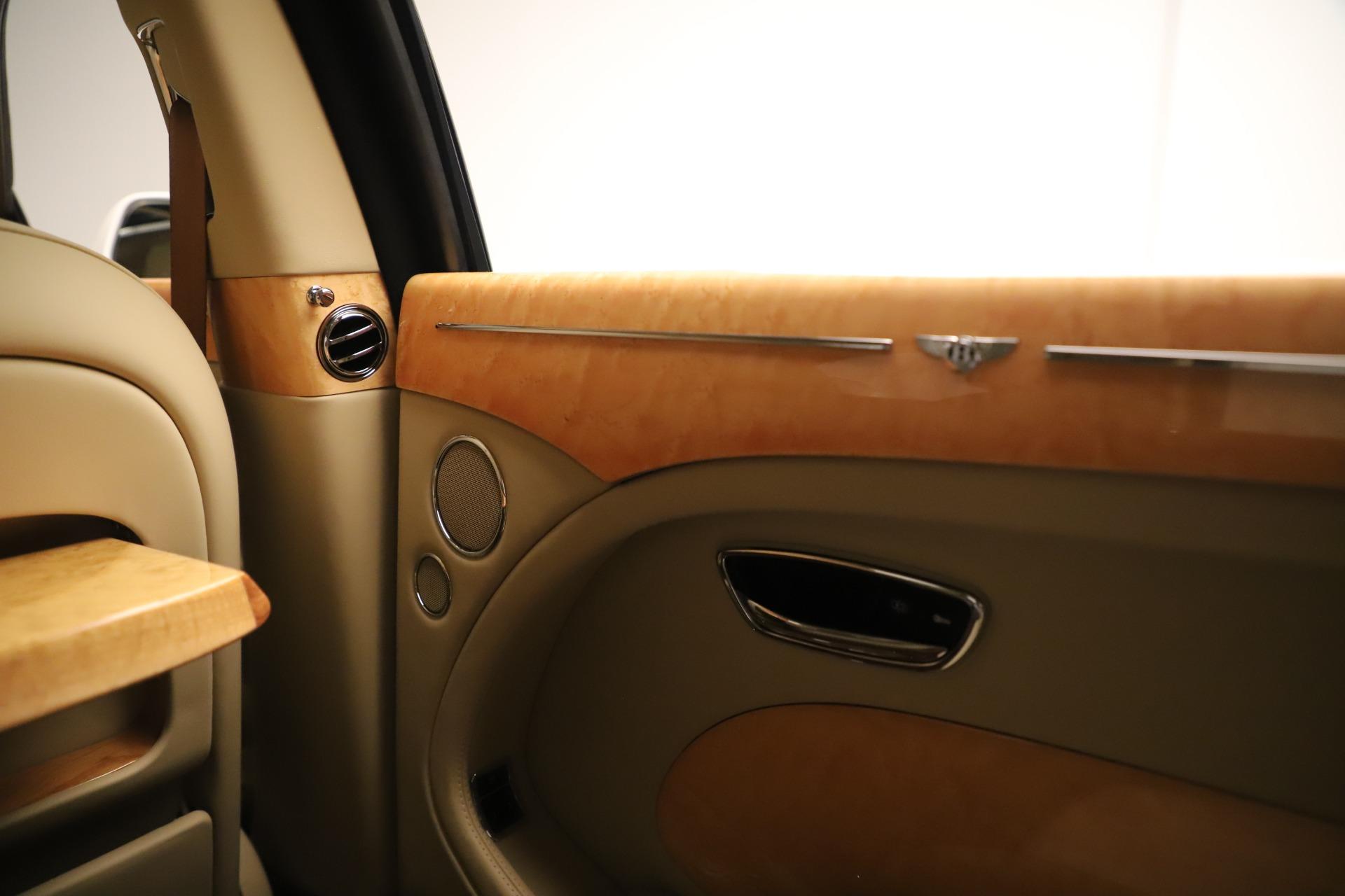 Used 2016 Bentley Mulsanne  For Sale In Westport, CT 3461_p33