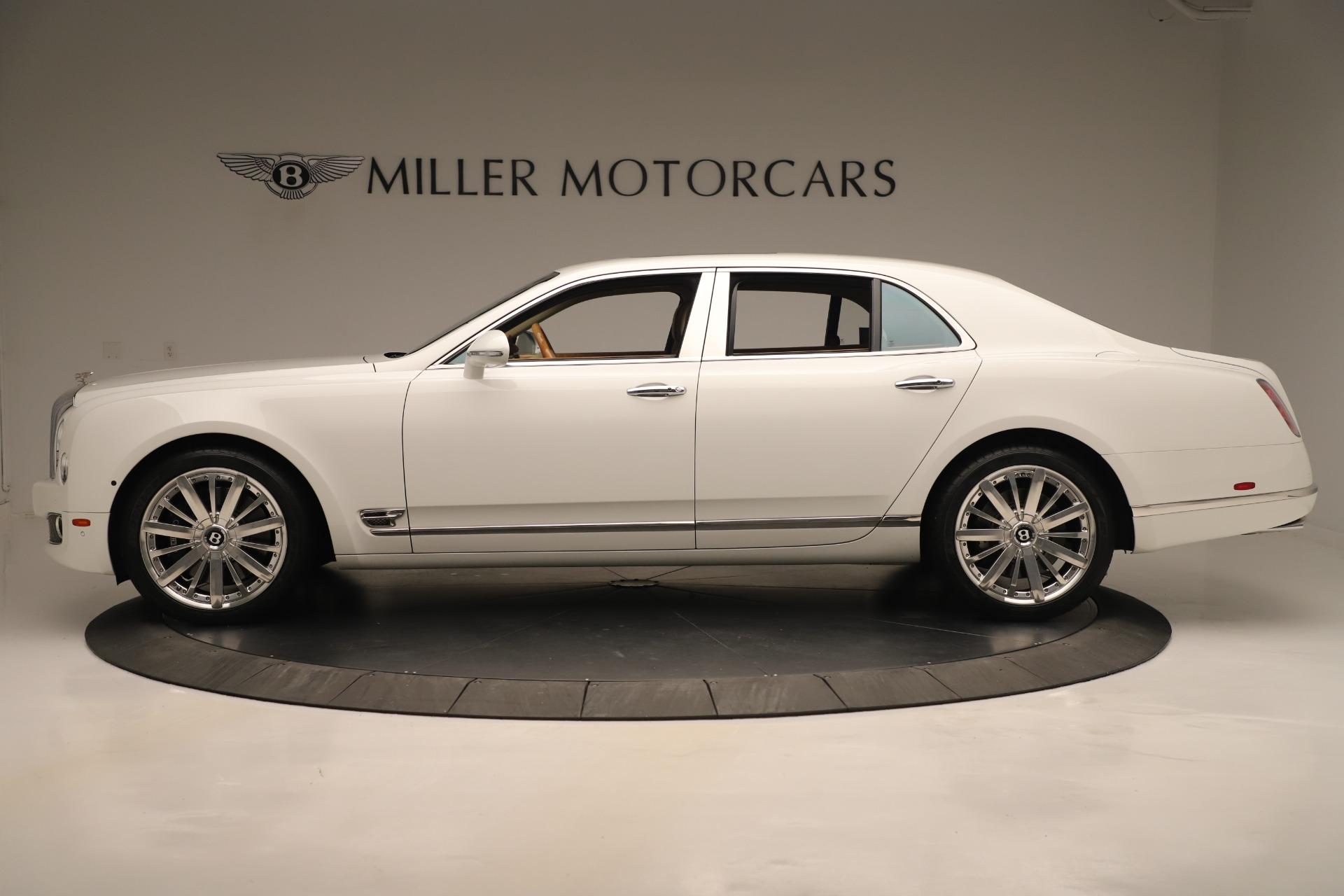 Used 2016 Bentley Mulsanne  For Sale In Westport, CT 3461_p3