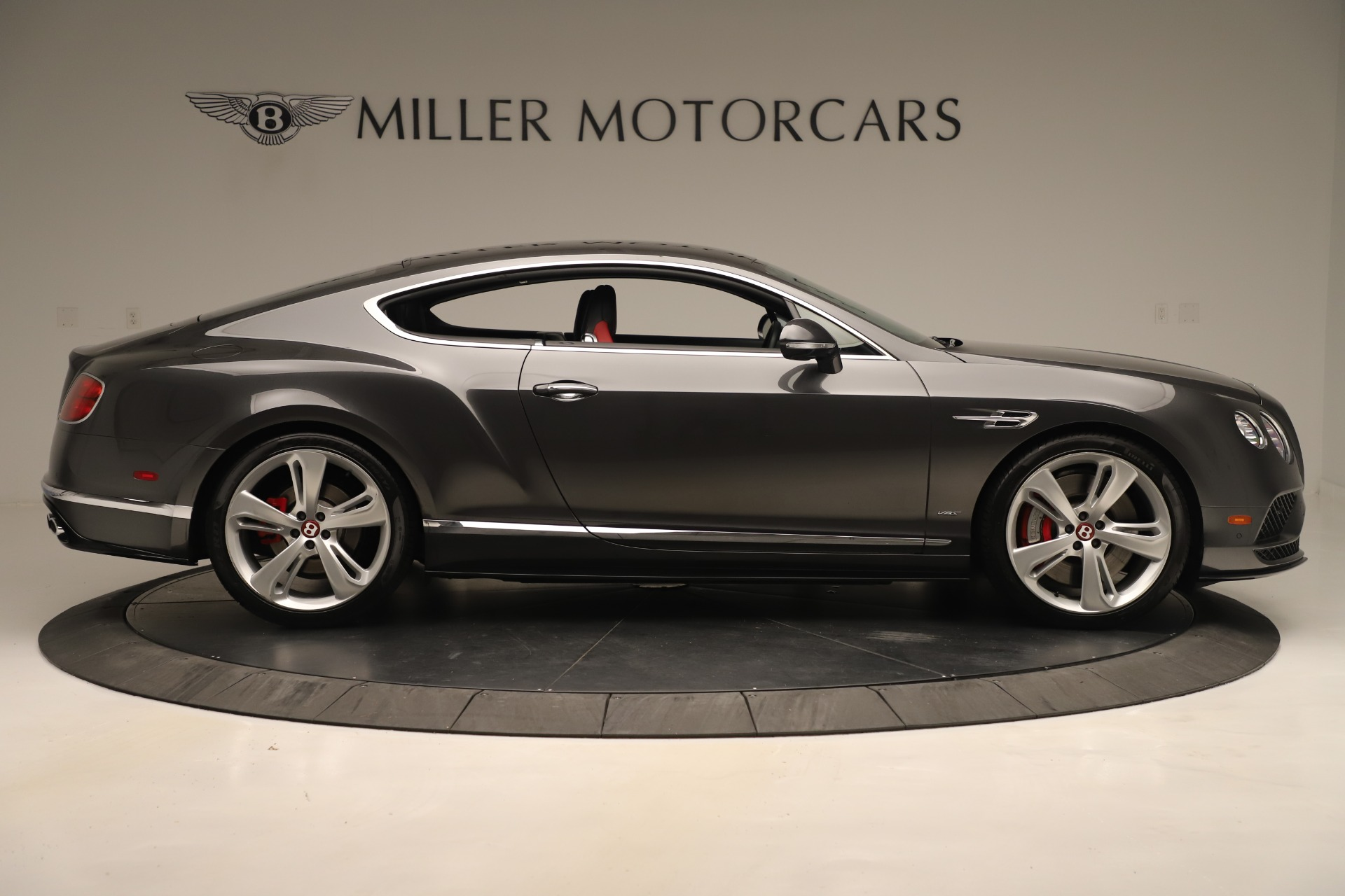 Used 2016 Bentley Continental GT V8 S For Sale In Westport, CT 3462_p10