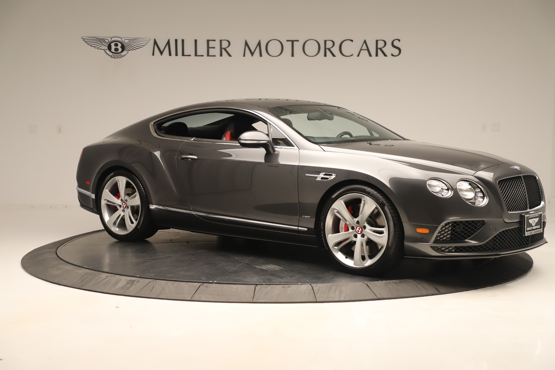 Used 2016 Bentley Continental GT V8 S For Sale In Westport, CT 3462_p12