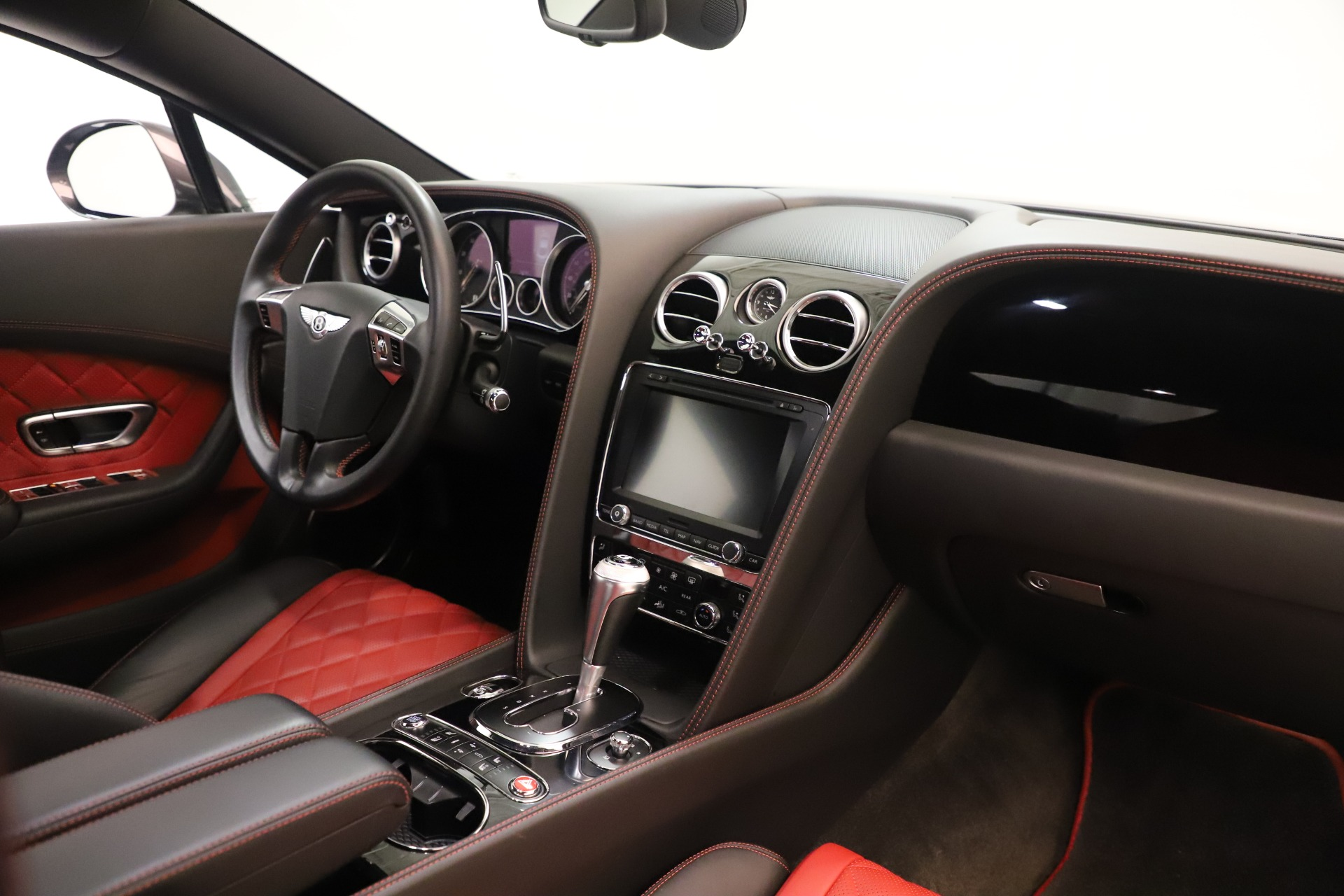 Used 2016 Bentley Continental GT V8 S For Sale In Westport, CT 3462_p30