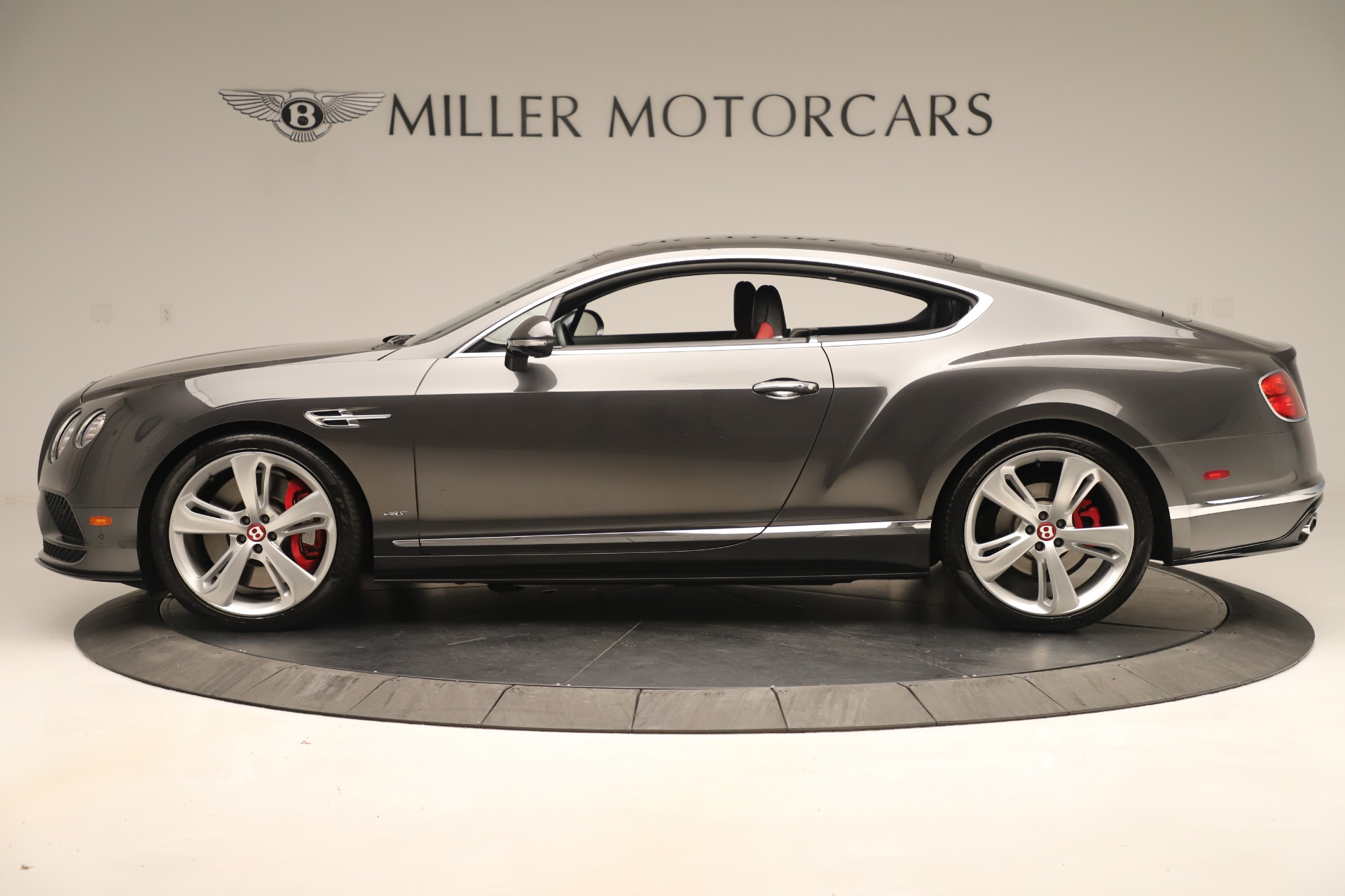 Used 2016 Bentley Continental GT V8 S For Sale In Westport, CT 3462_p3