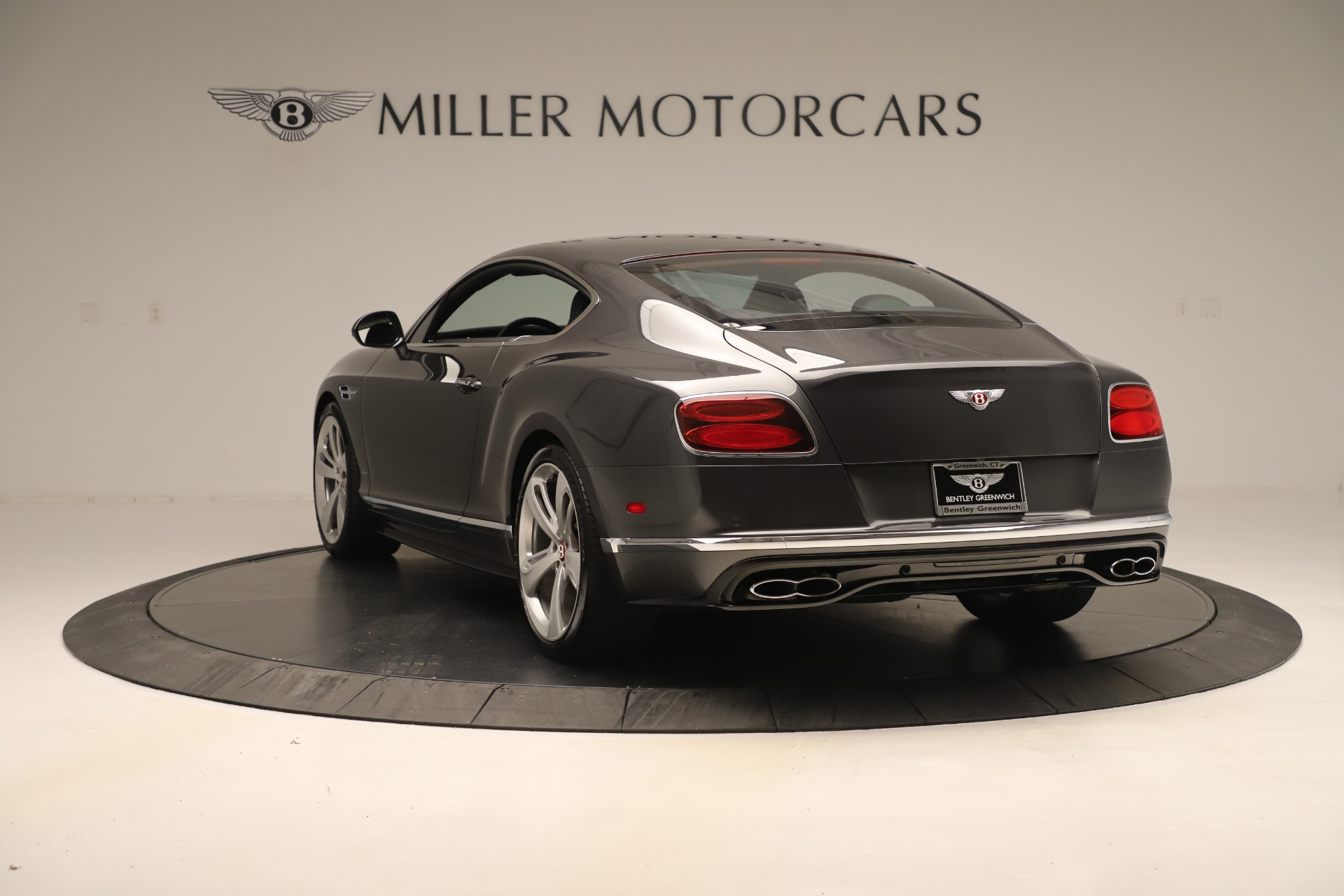 Used 2016 Bentley Continental GT V8 S For Sale In Westport, CT 3462_p5