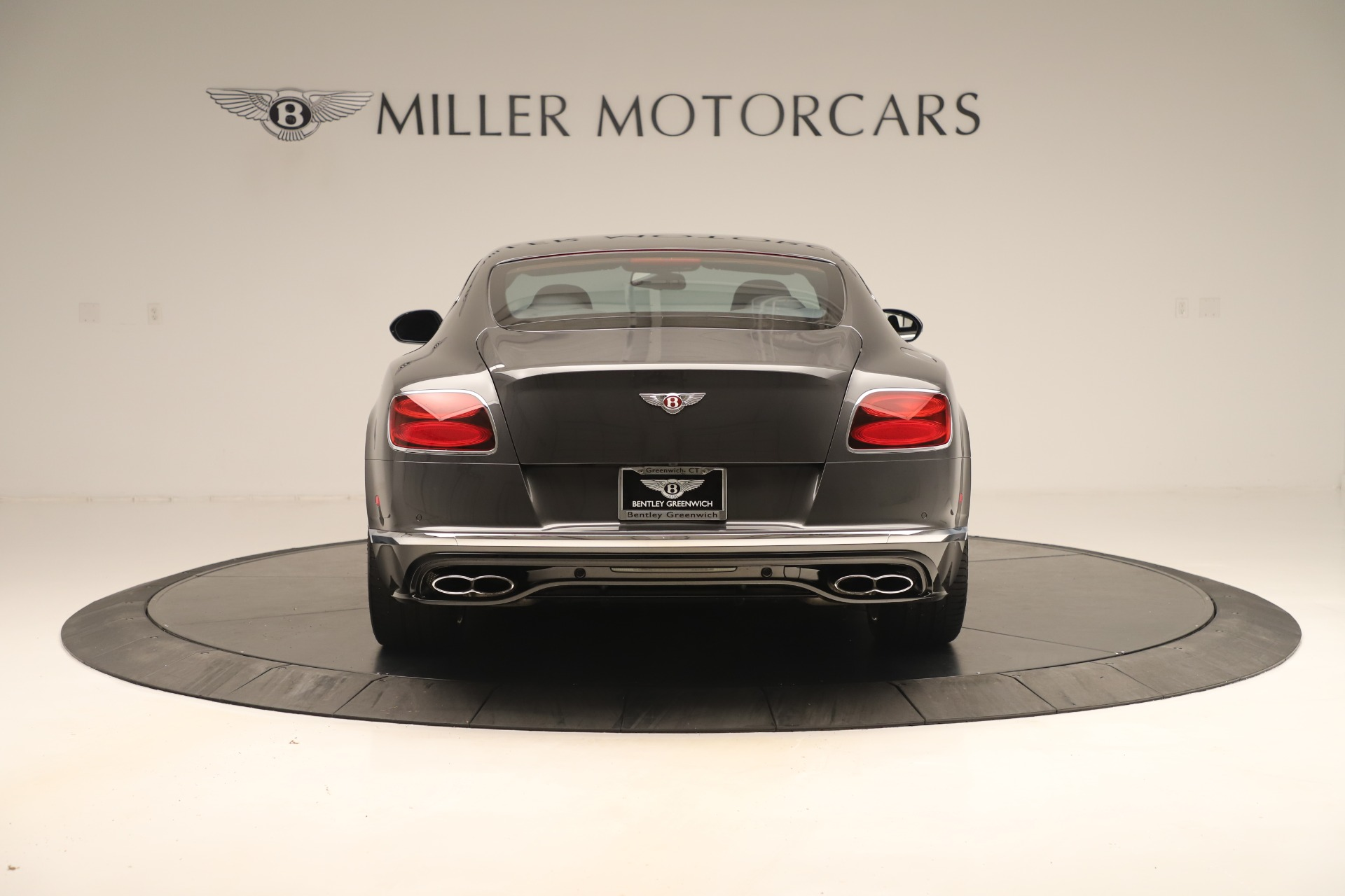 Used 2016 Bentley Continental GT V8 S For Sale In Westport, CT 3462_p6