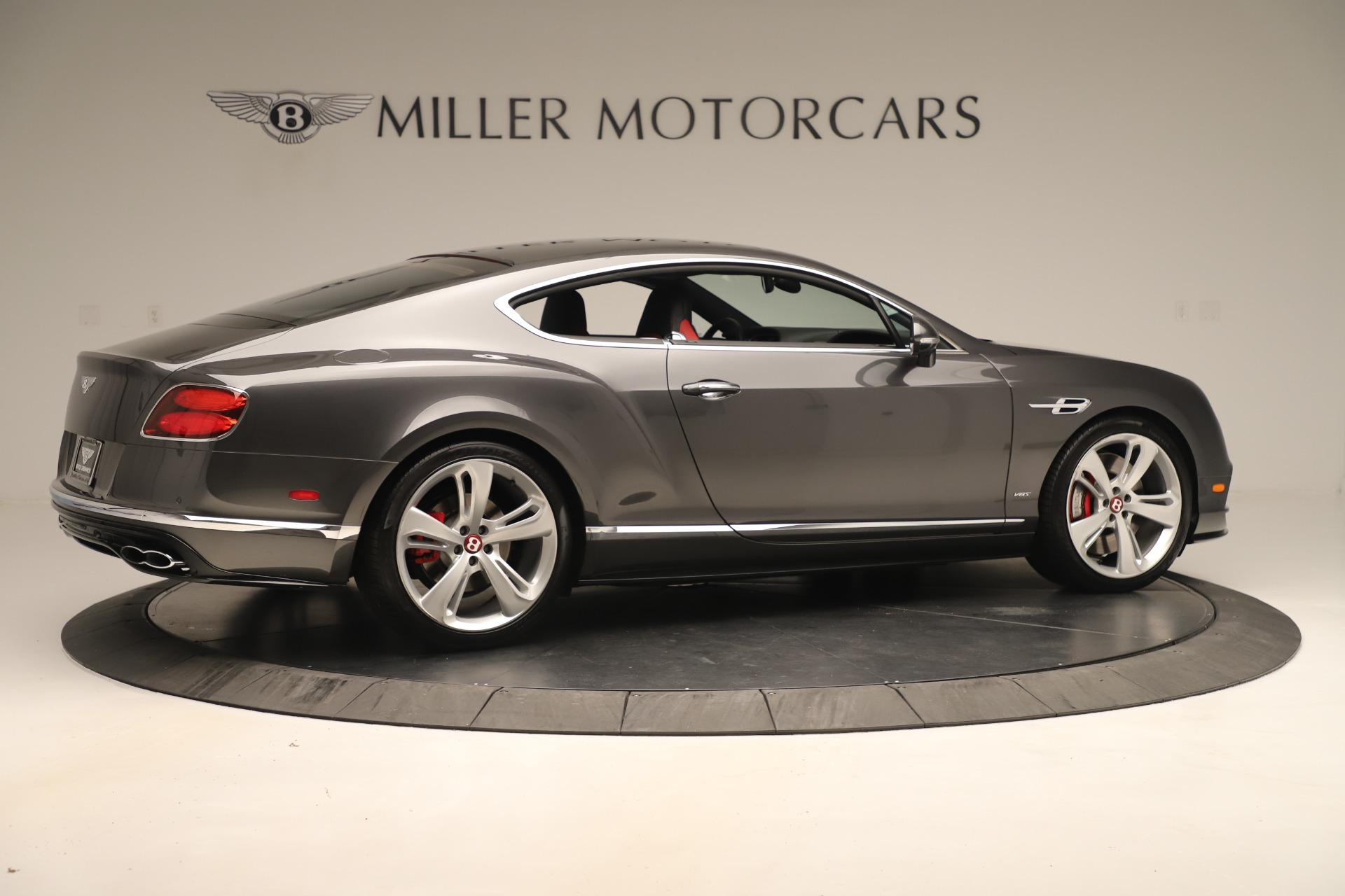 Used 2016 Bentley Continental GT V8 S For Sale In Westport, CT 3462_p8