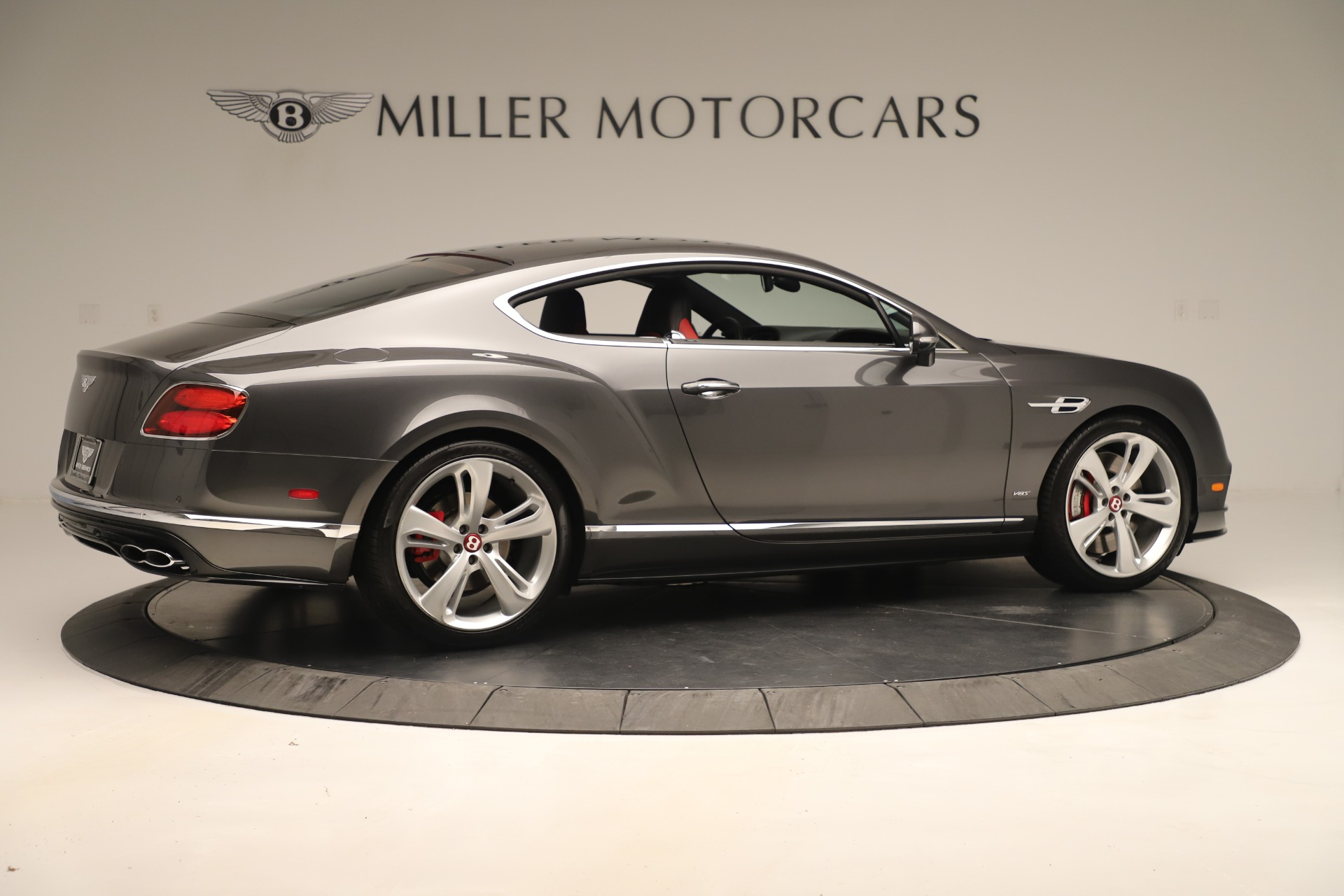 Used 2016 Bentley Continental GT V8 S For Sale In Westport, CT 3462_p9