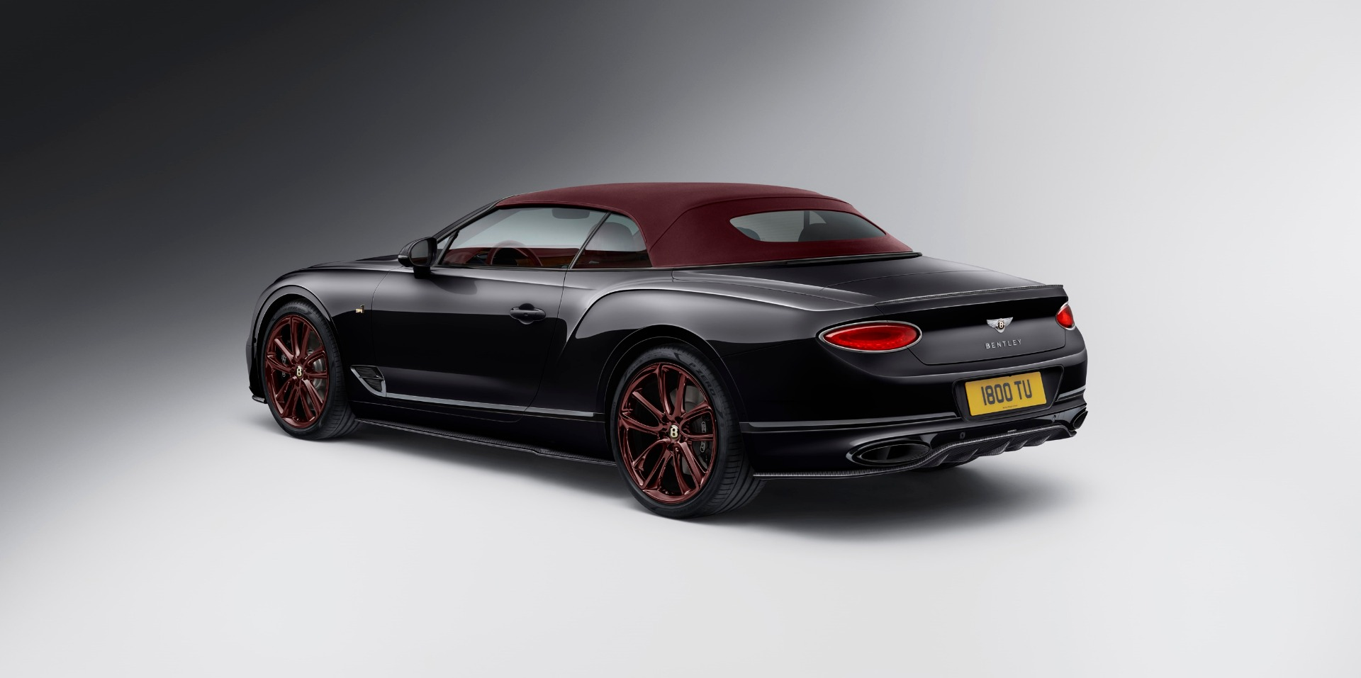New 2020 Bentley Continental GTC W12 Number 1 Edition by Mulliner For Sale In Westport, CT 3467_p2