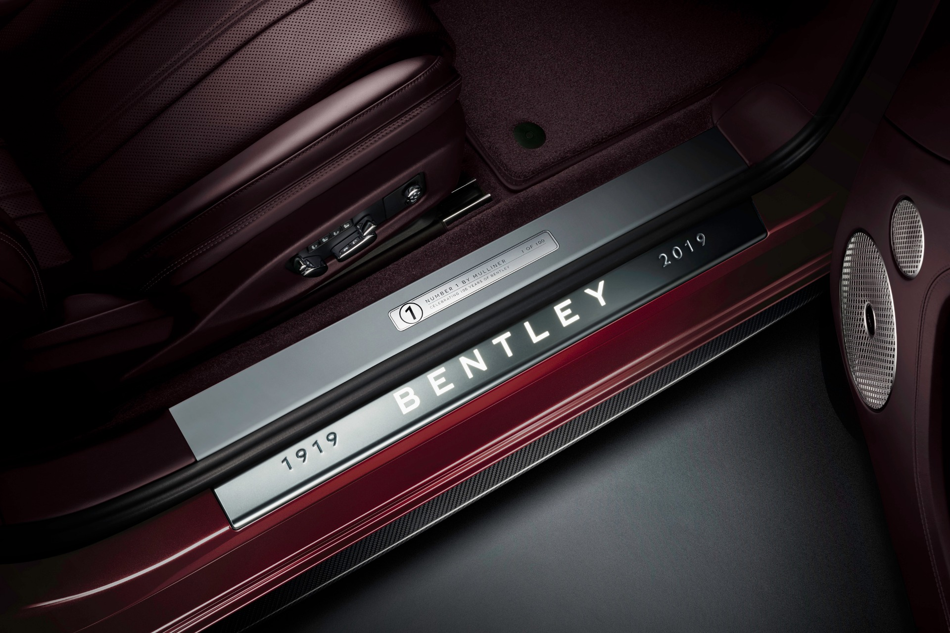 New 2020 Bentley Continental GTC W12 Number 1 Edition by Mulliner For Sale In Westport, CT 3467_p6