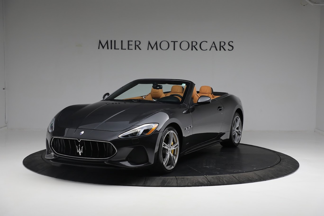 New 2019 Maserati GranTurismo Sport Convertible For Sale In Westport, CT 3469_p11