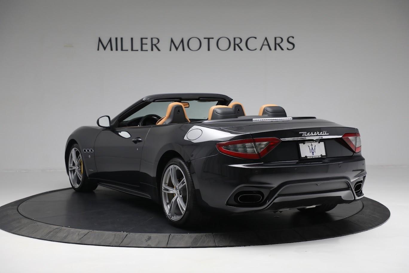 New 2019 Maserati GranTurismo Sport Convertible For Sale In Westport, CT 3469_p13