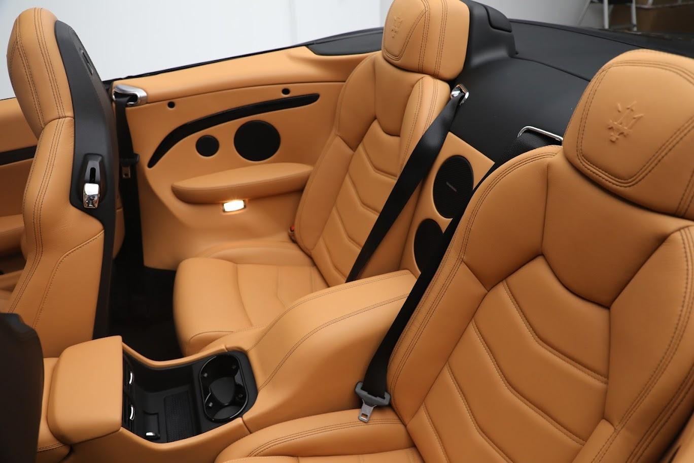 New 2019 Maserati GranTurismo Sport Convertible For Sale In Westport, CT 3469_p22