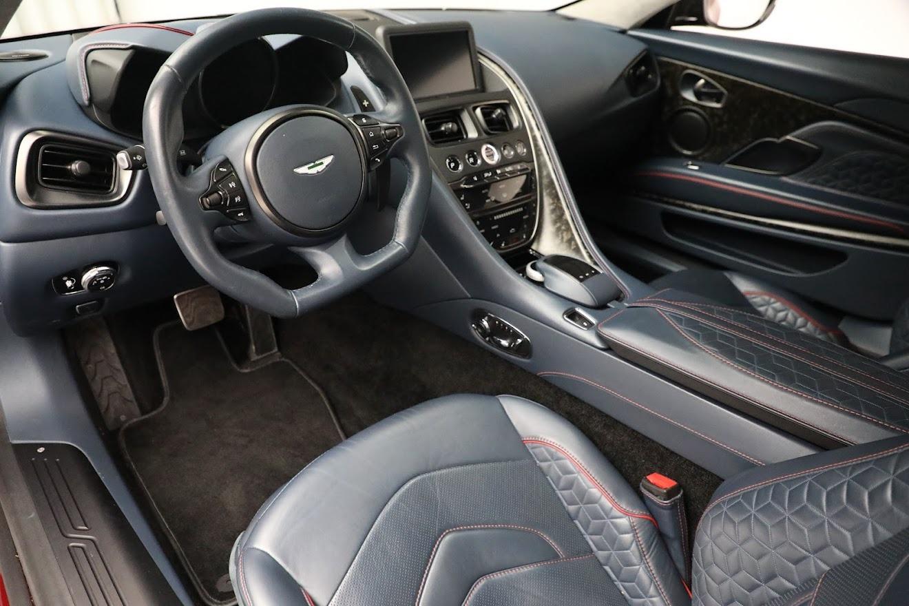 Used 2019 Aston Martin DBS Superleggera For Sale In Westport, CT 3471_p13