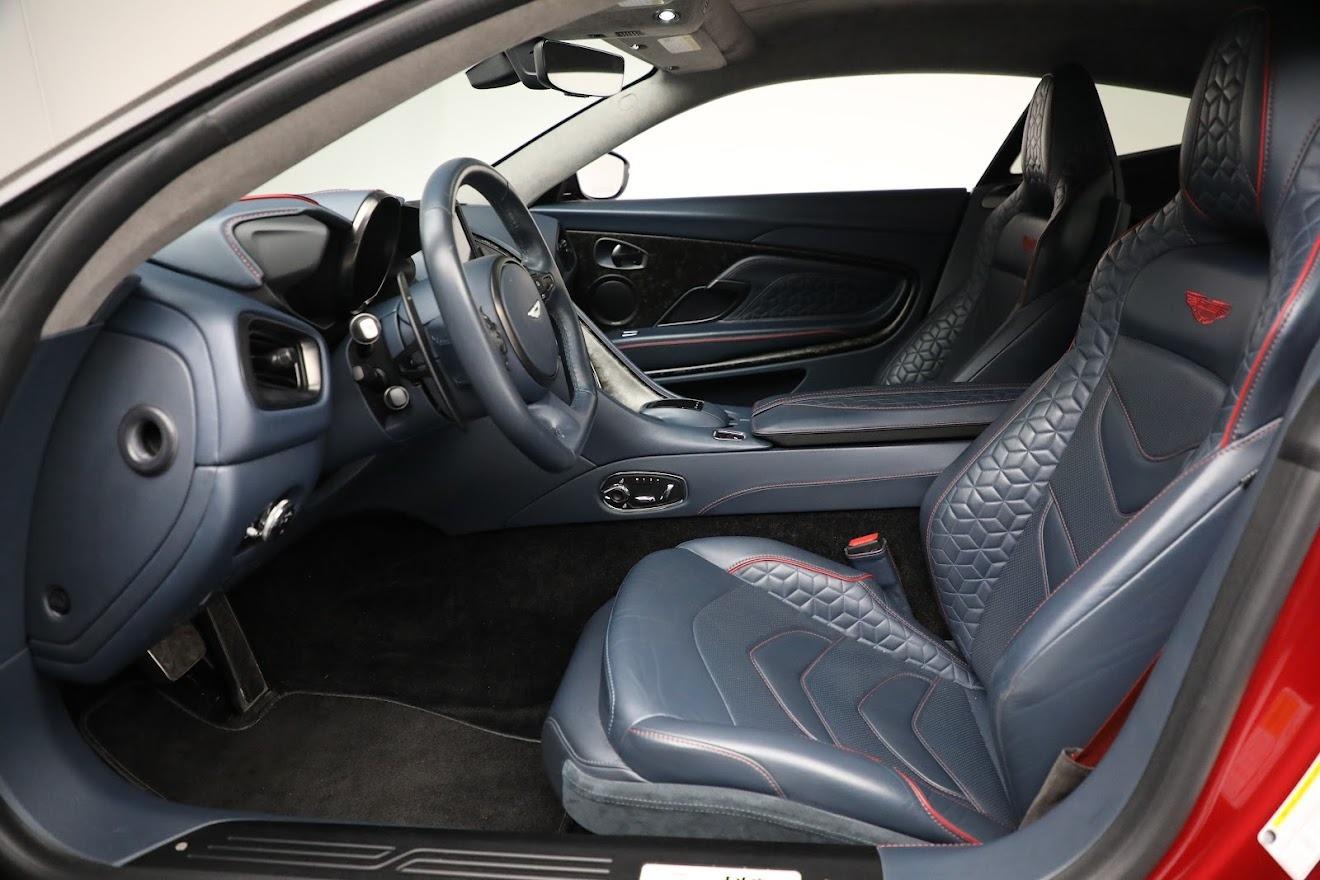 Used 2019 Aston Martin DBS Superleggera For Sale In Westport, CT 3471_p14
