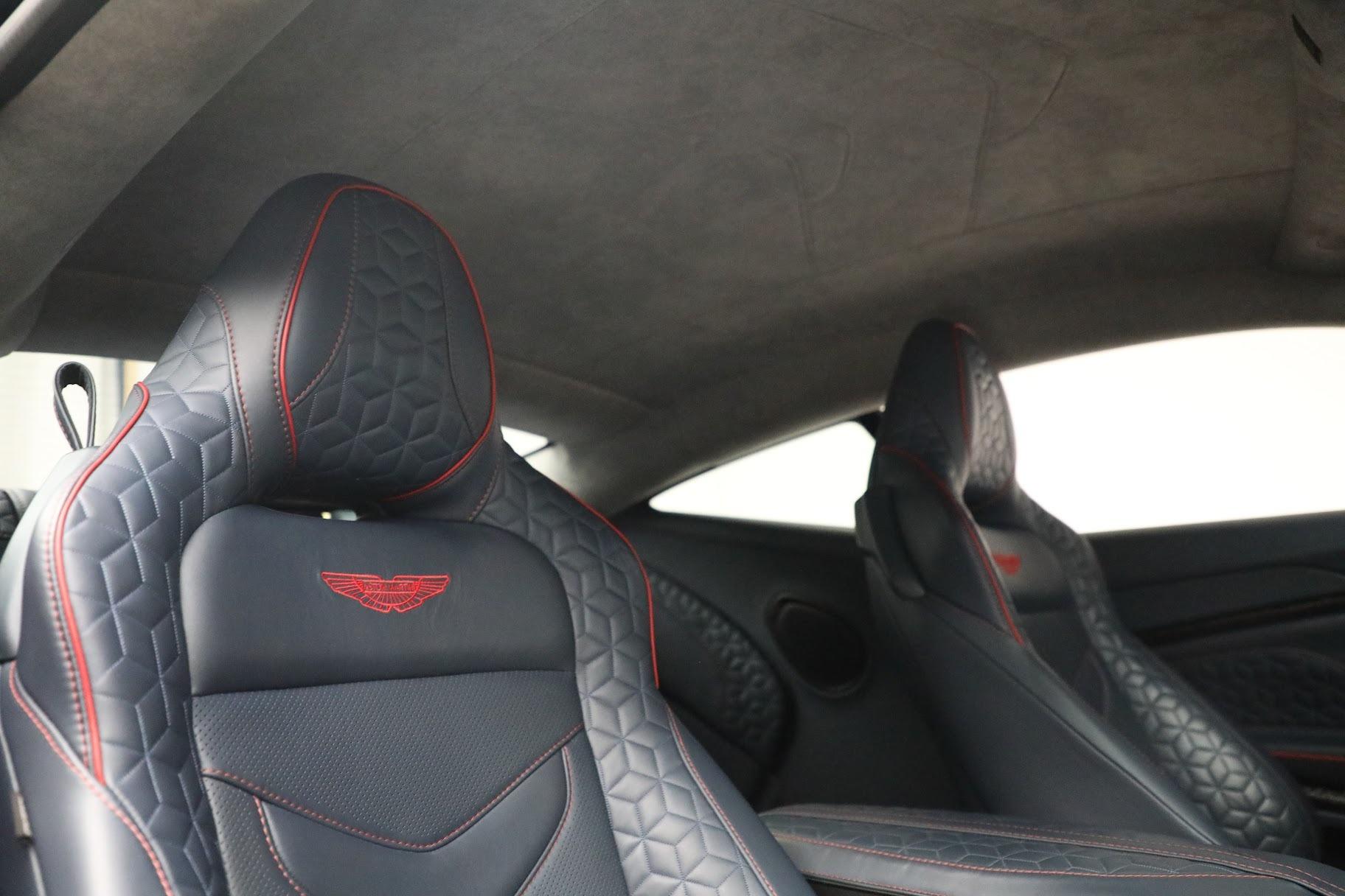 Used 2019 Aston Martin DBS Superleggera For Sale In Westport, CT 3471_p18
