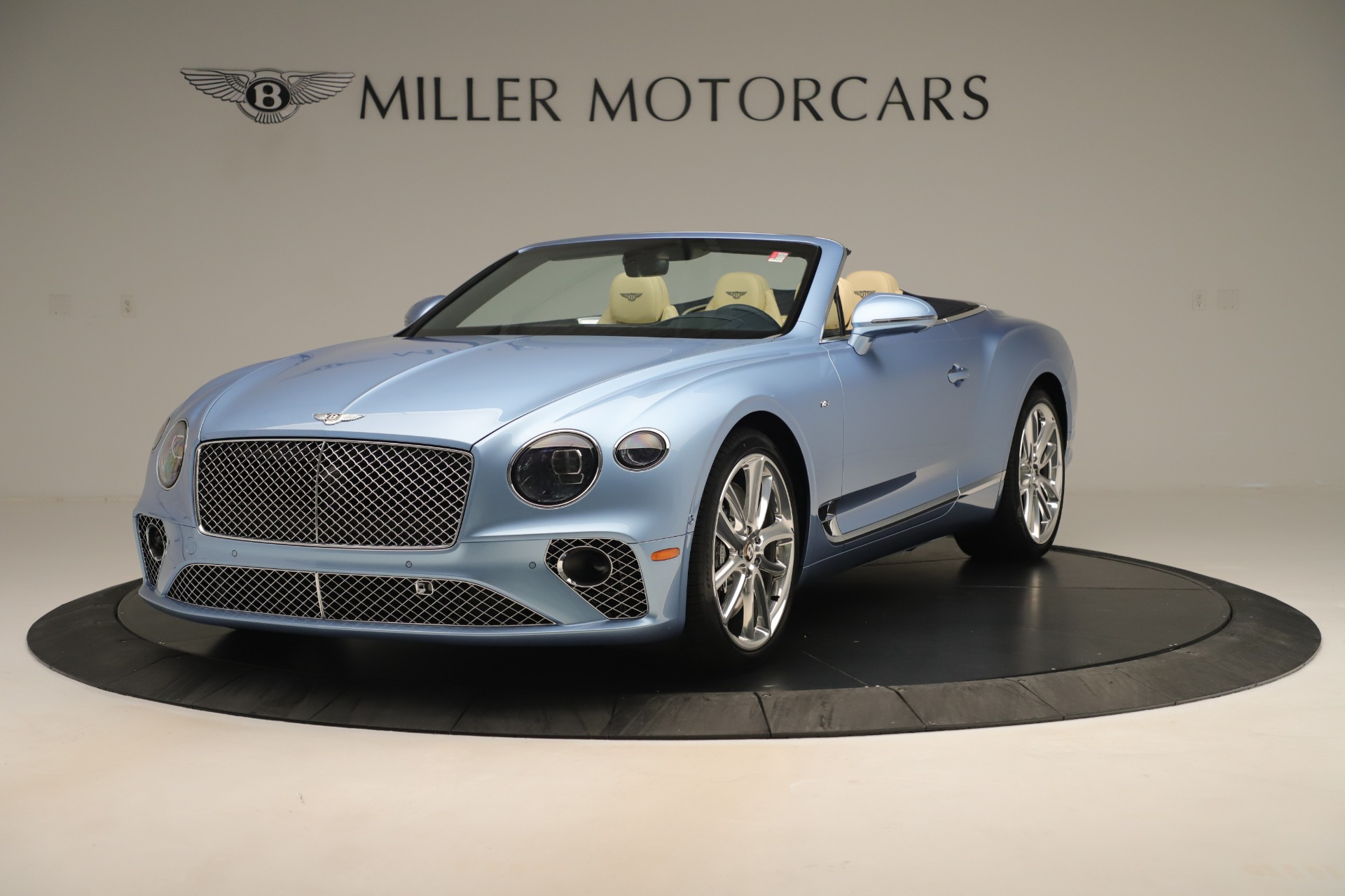 Used 2020 Bentley Continental GTC V8 For Sale In Westport, CT 3472_main