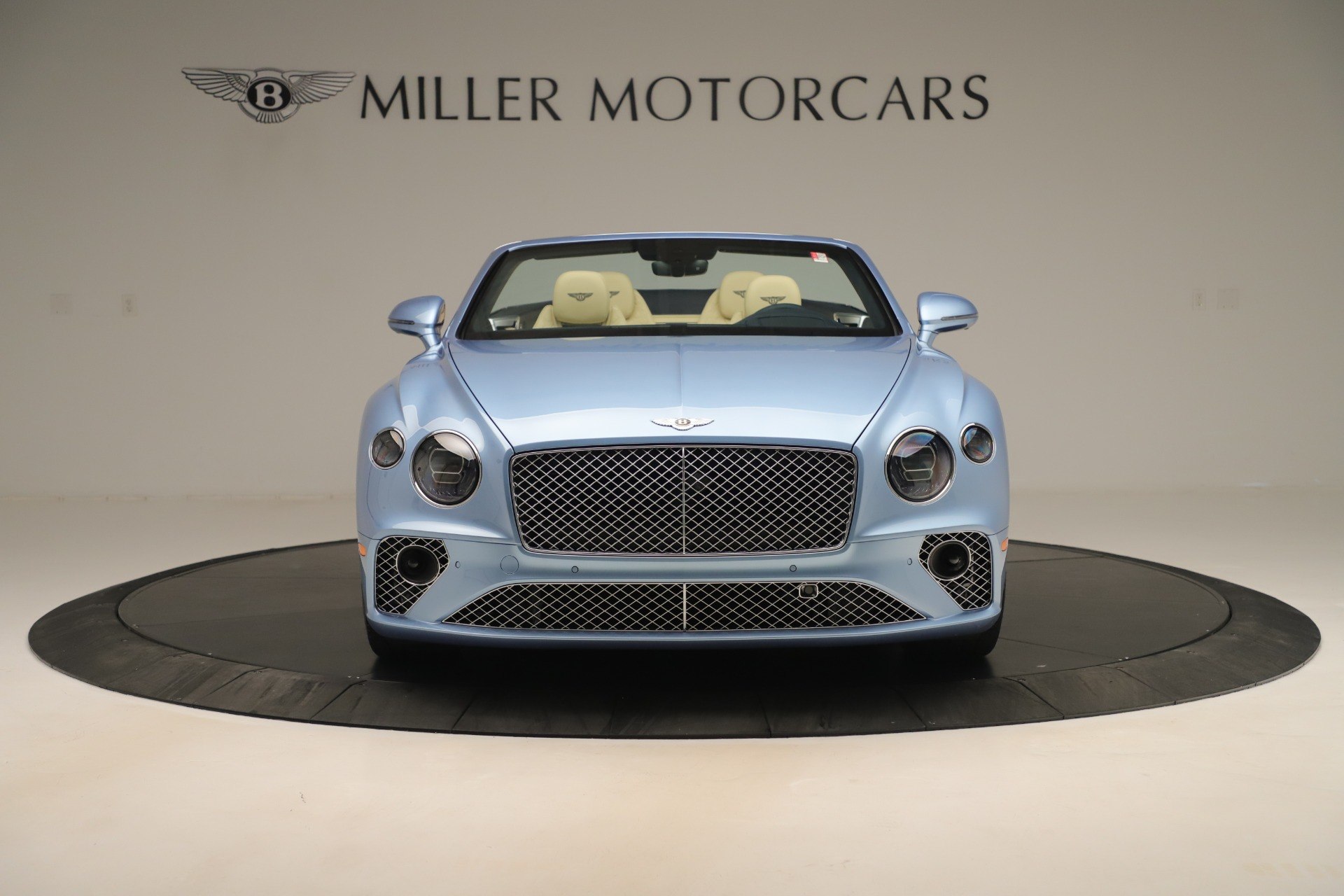 Used 2020 Bentley Continental GTC V8 For Sale In Westport, CT 3472_p12