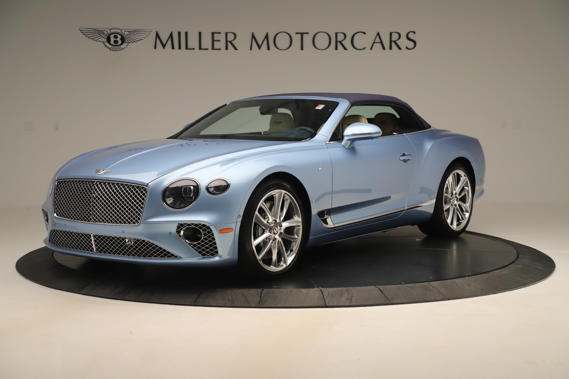 Used 2020 Bentley Continental GTC V8 For Sale In Westport, CT 3472_p13