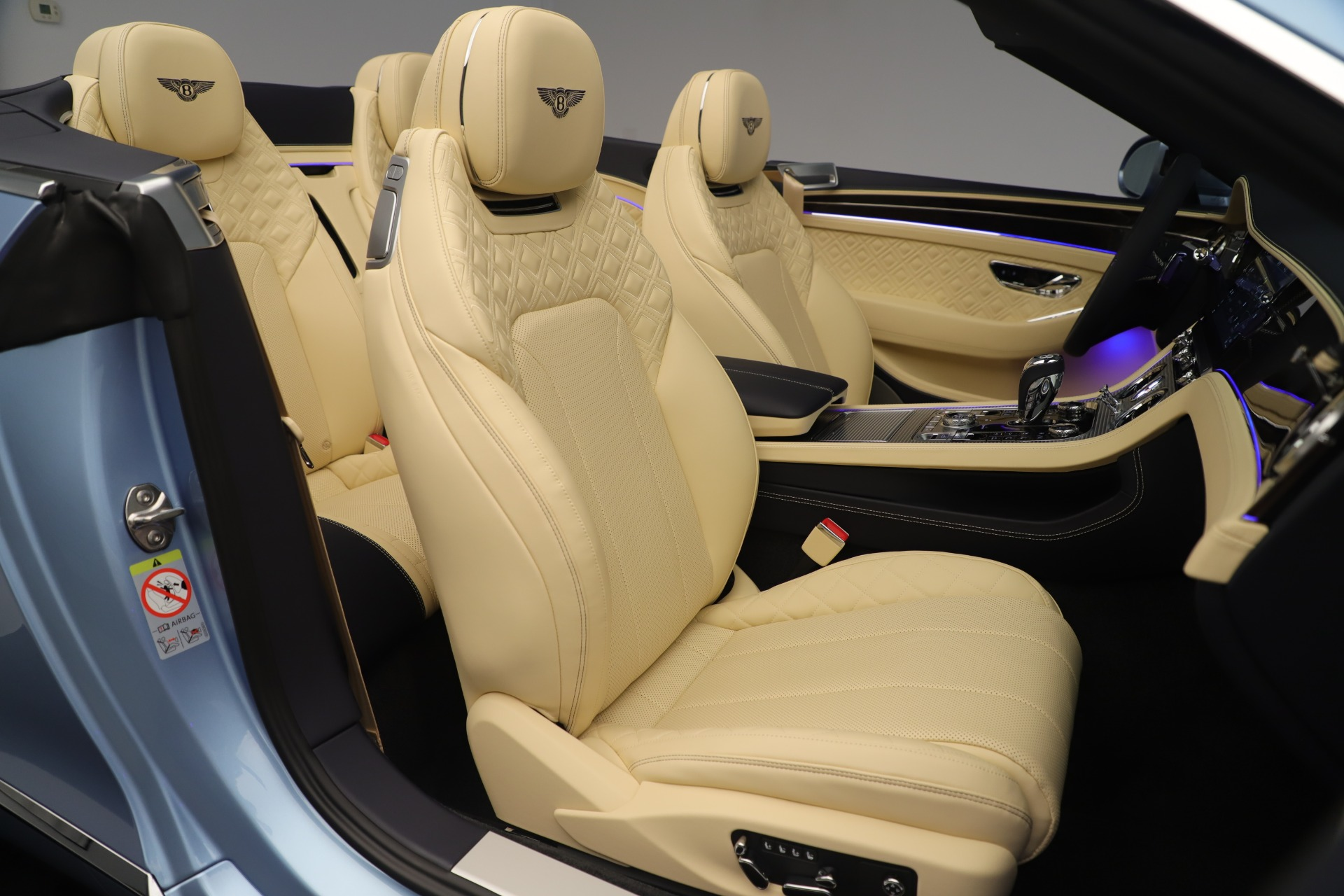 Used 2020 Bentley Continental GTC V8 For Sale In Westport, CT 3472_p30