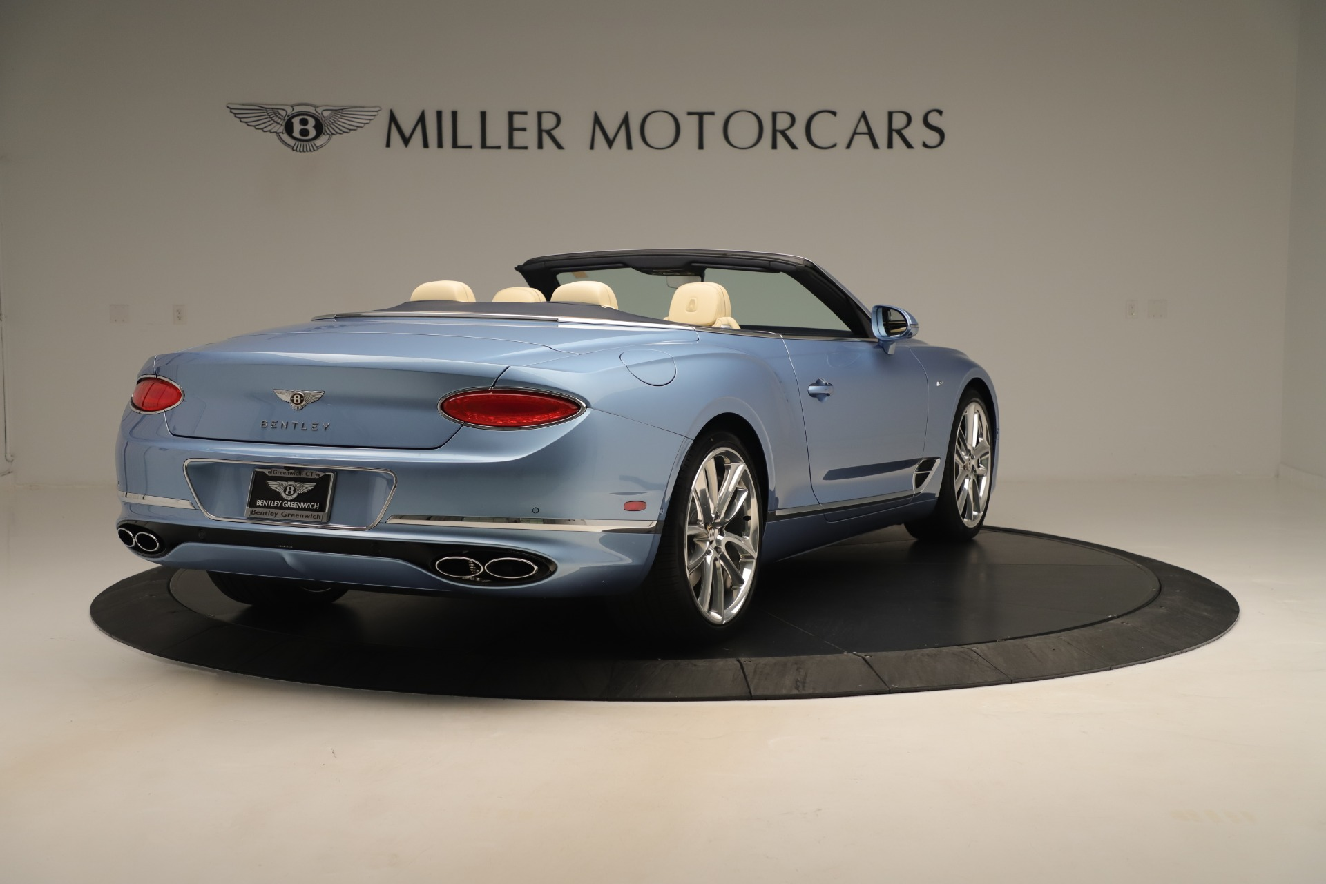 Used 2020 Bentley Continental GTC V8 For Sale In Westport, CT 3472_p7