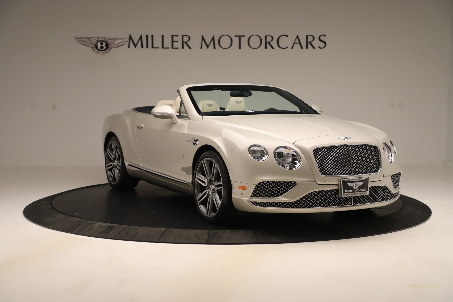 Used 2016 Bentley Continental GT W12 For Sale In Westport, CT 3475_p11