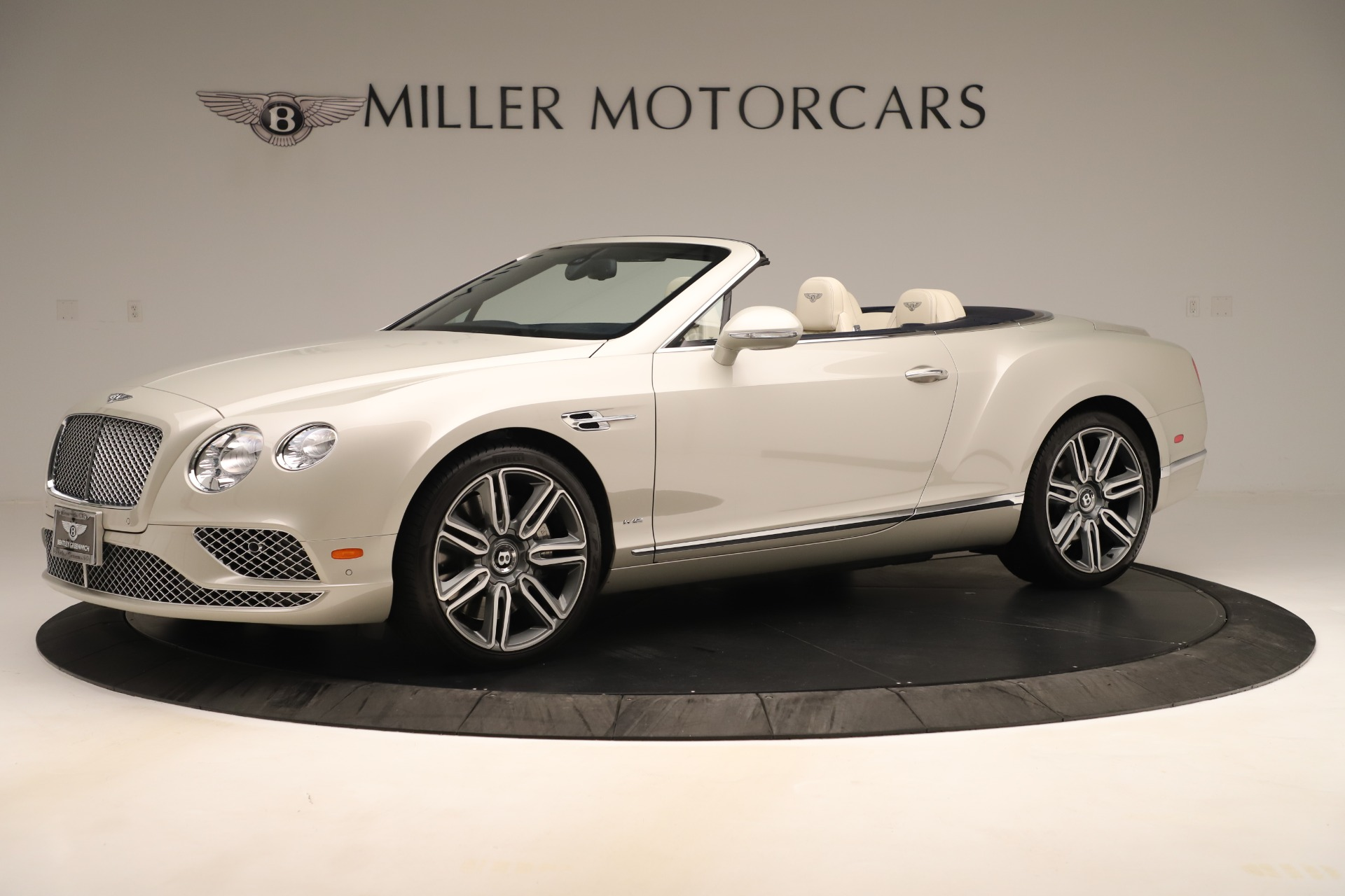 Used 2016 Bentley Continental GT W12 For Sale In Westport, CT 3475_p2