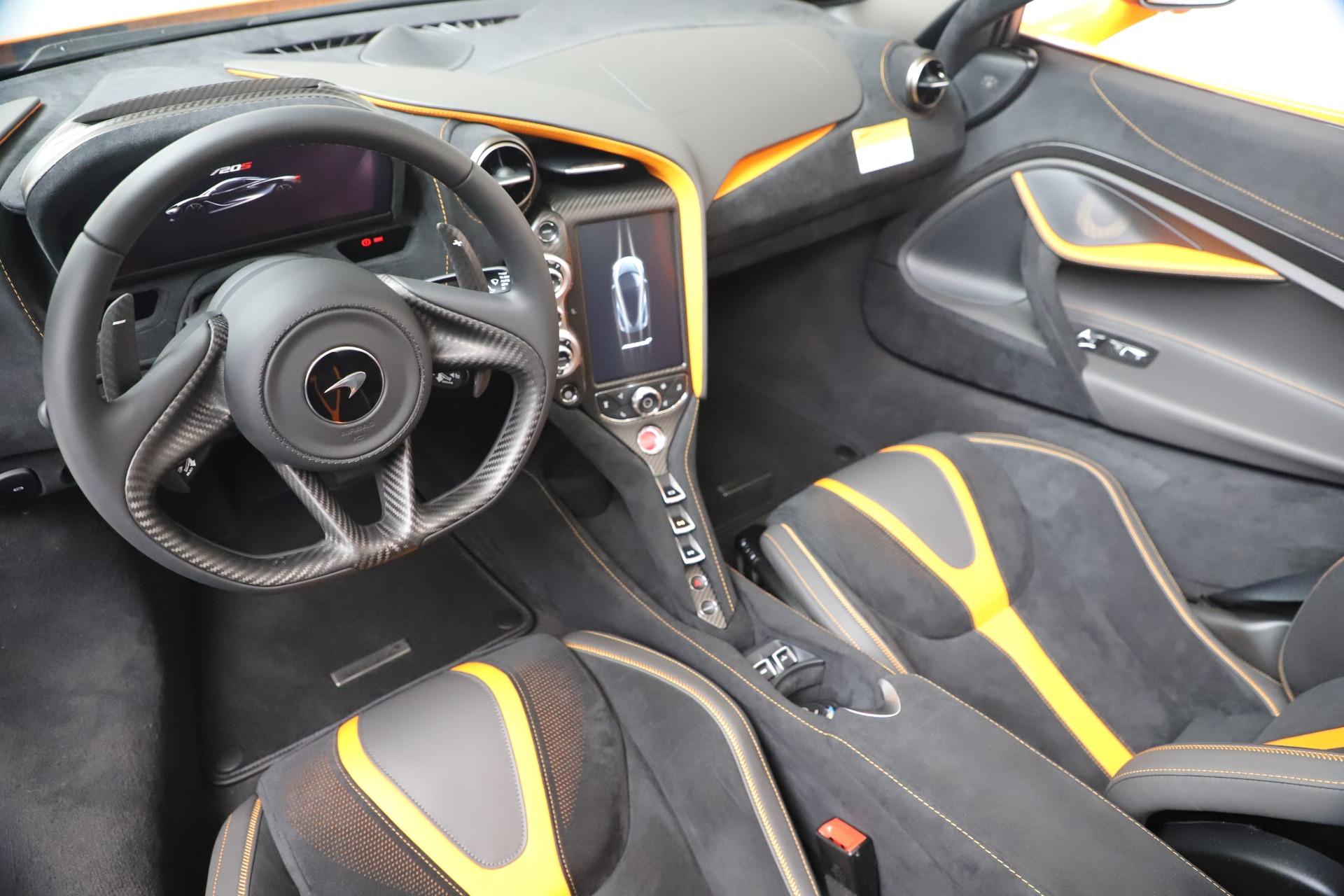 New 2020 McLaren 720S Convertible For Sale In Westport, CT 3477_p23