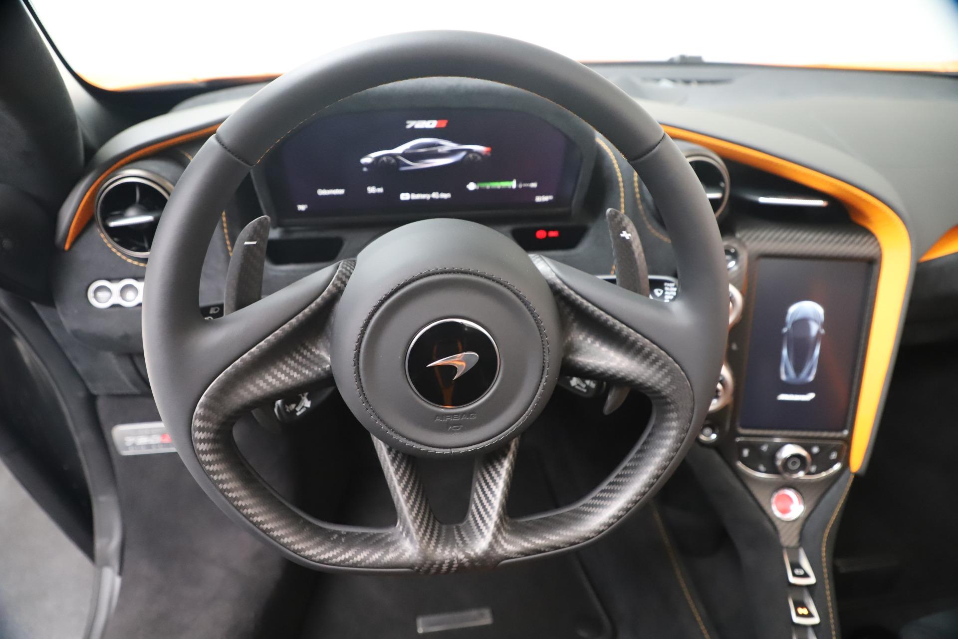 New 2020 McLaren 720S Convertible For Sale In Westport, CT 3477_p24