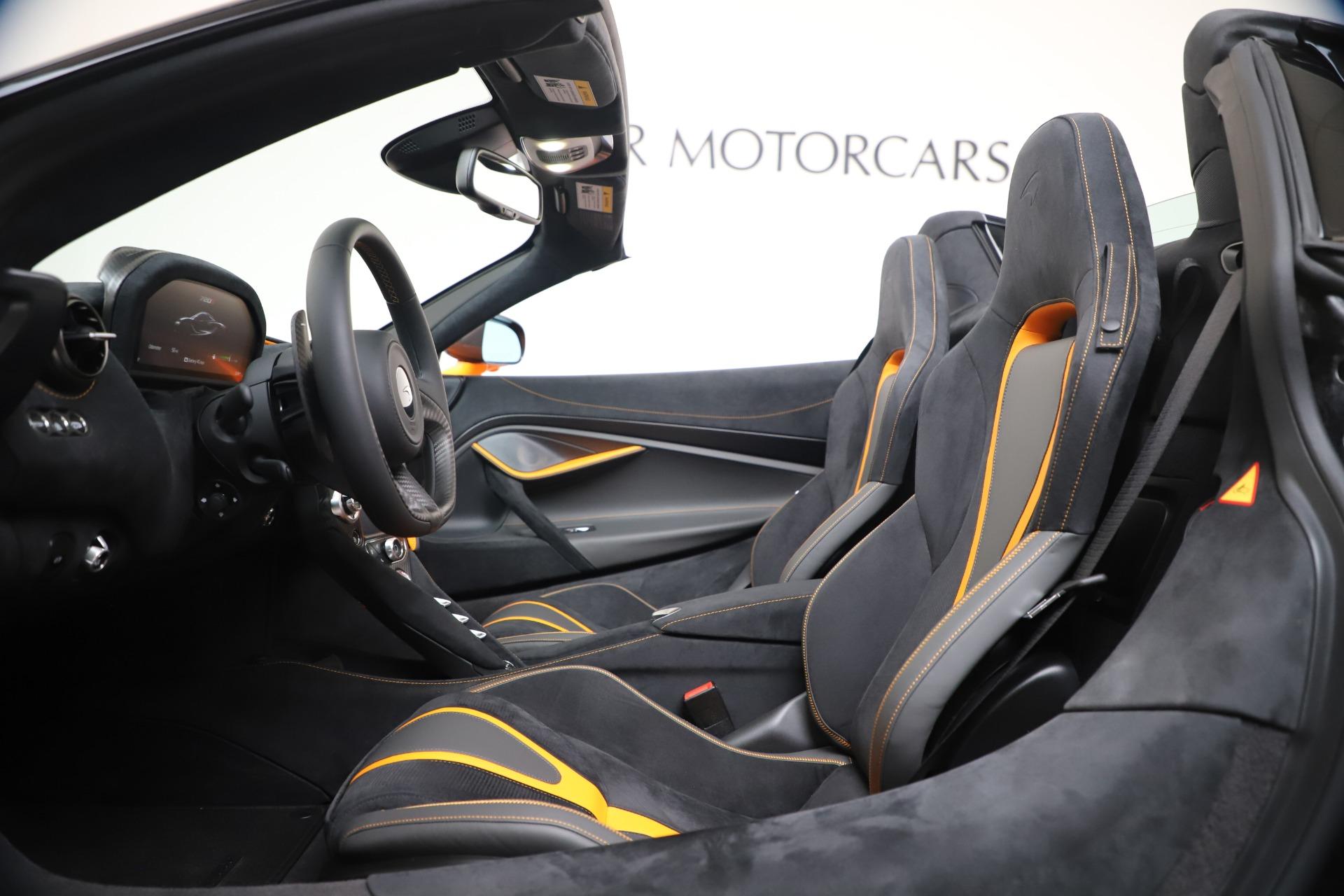New 2020 McLaren 720S Convertible For Sale In Westport, CT 3477_p25