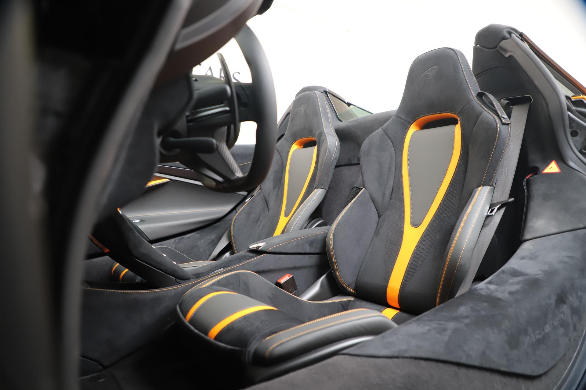 New 2020 McLaren 720S Convertible For Sale In Westport, CT 3477_p26